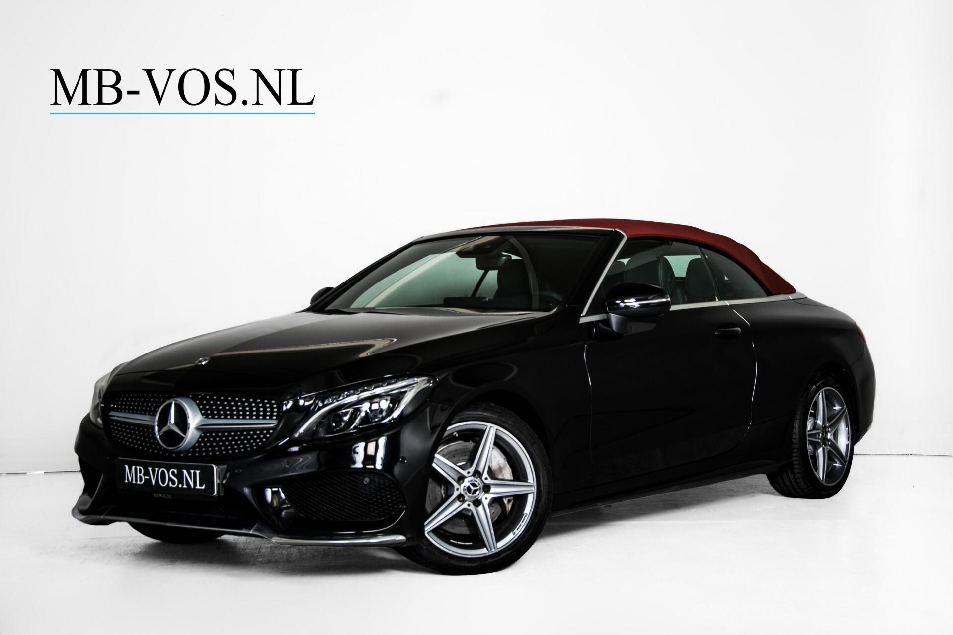 Mercedes-Benz C-Klasse Cabrio 250 AMG Airscarf/Aircap/Comand/ILS/Camera/Rode cabriokap Aut9 Foto 2
