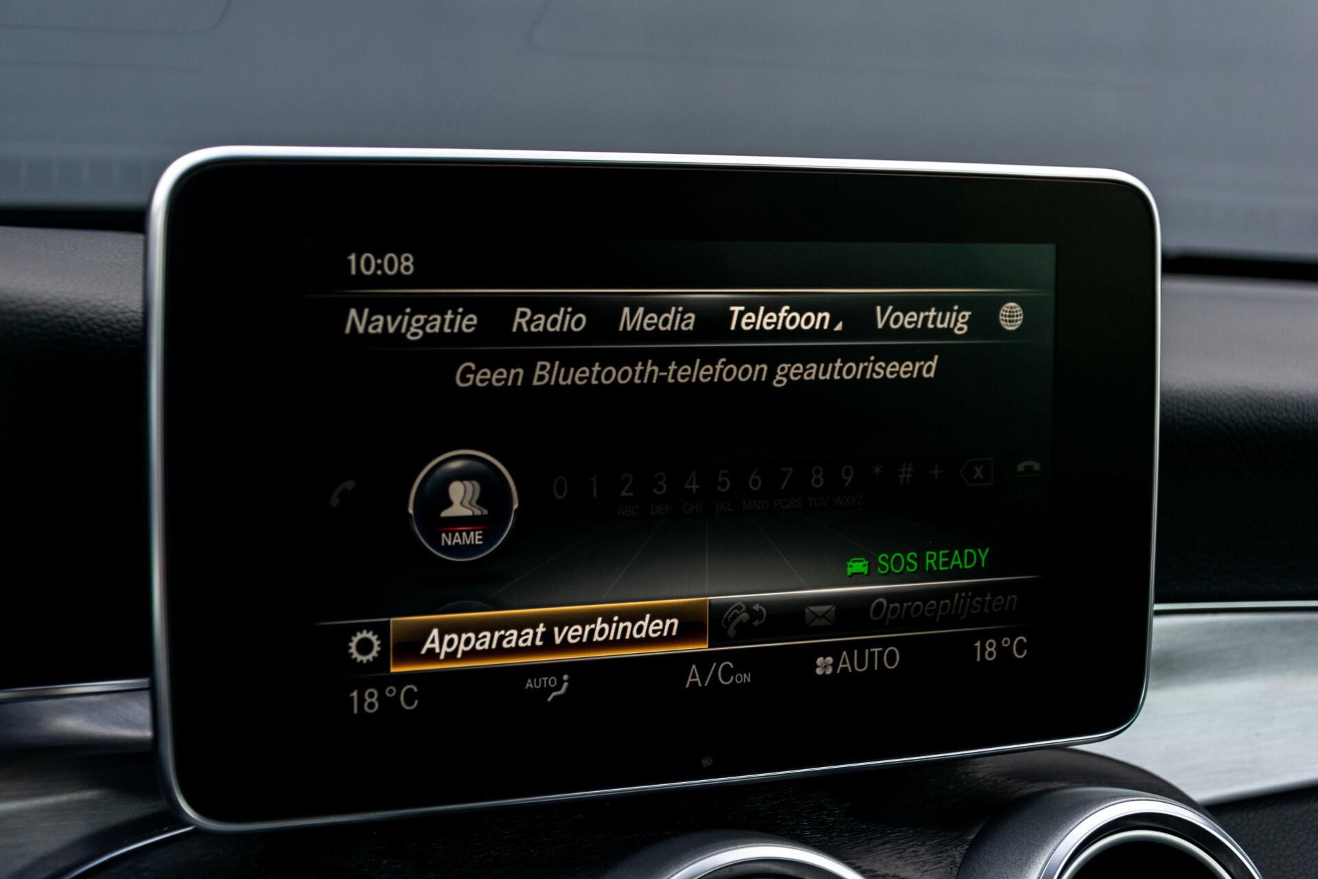 Mercedes-Benz C-Klasse Cabrio 250 AMG Airscarf/Aircap/Comand/ILS/Camera/Rode cabriokap Aut9 Foto 23