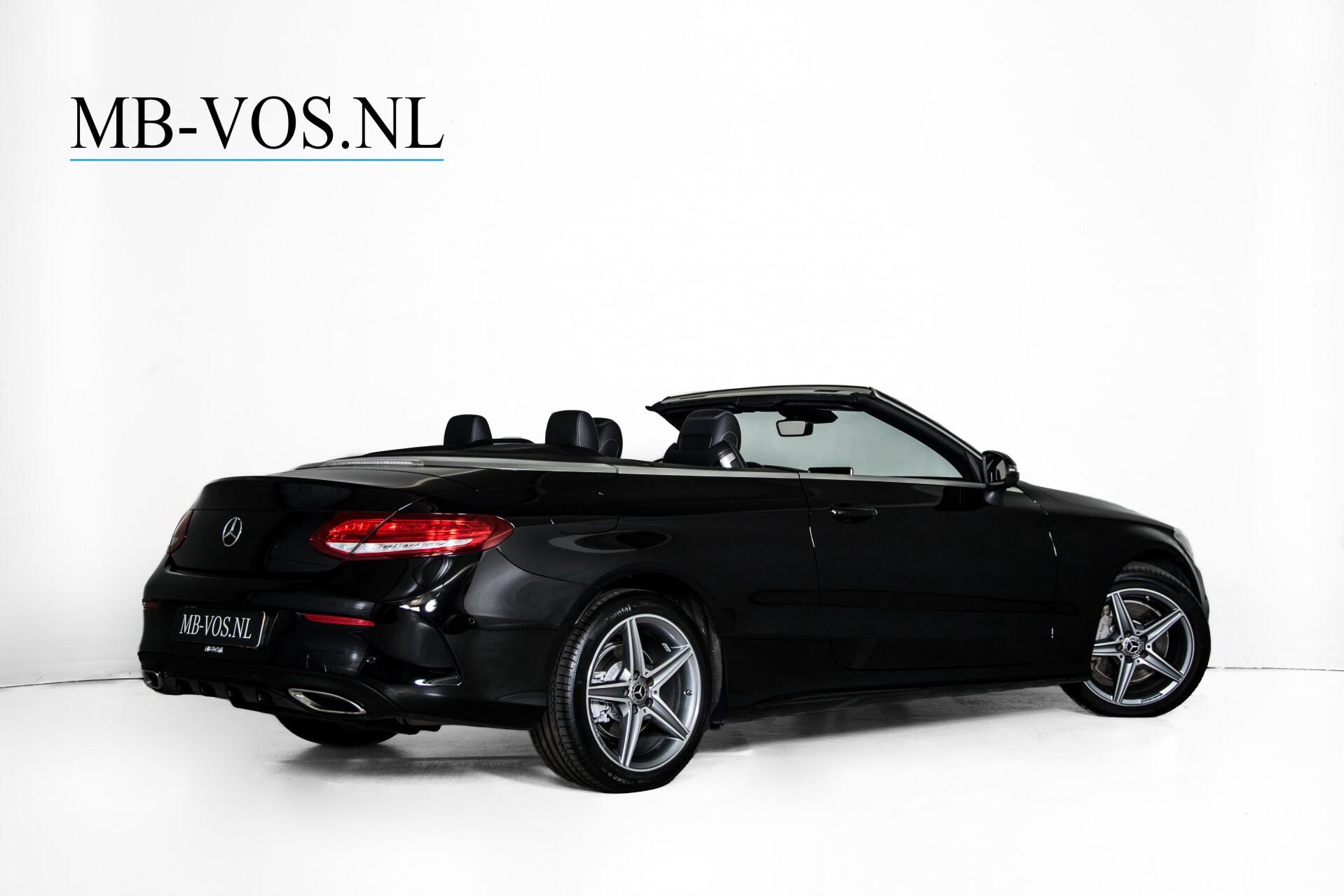 Mercedes-Benz C-Klasse Cabrio 250 AMG Airscarf/Aircap/Comand/ILS/Camera/Rode cabriokap Aut9 Foto 3