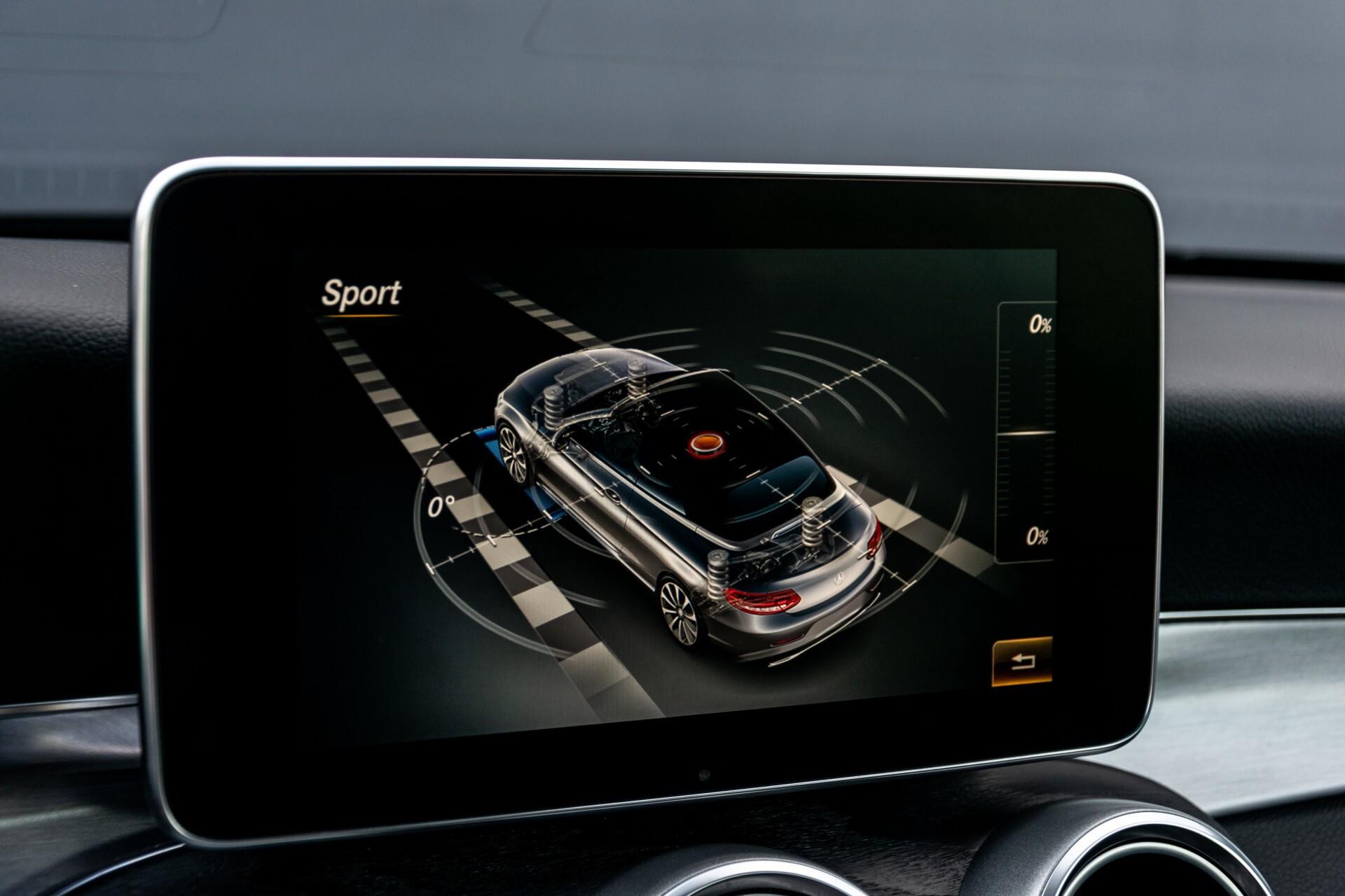 Mercedes-Benz C-Klasse Cabrio 250 AMG Airscarf/Aircap/Comand/ILS/Camera/Rode cabriokap Aut9 Foto 35