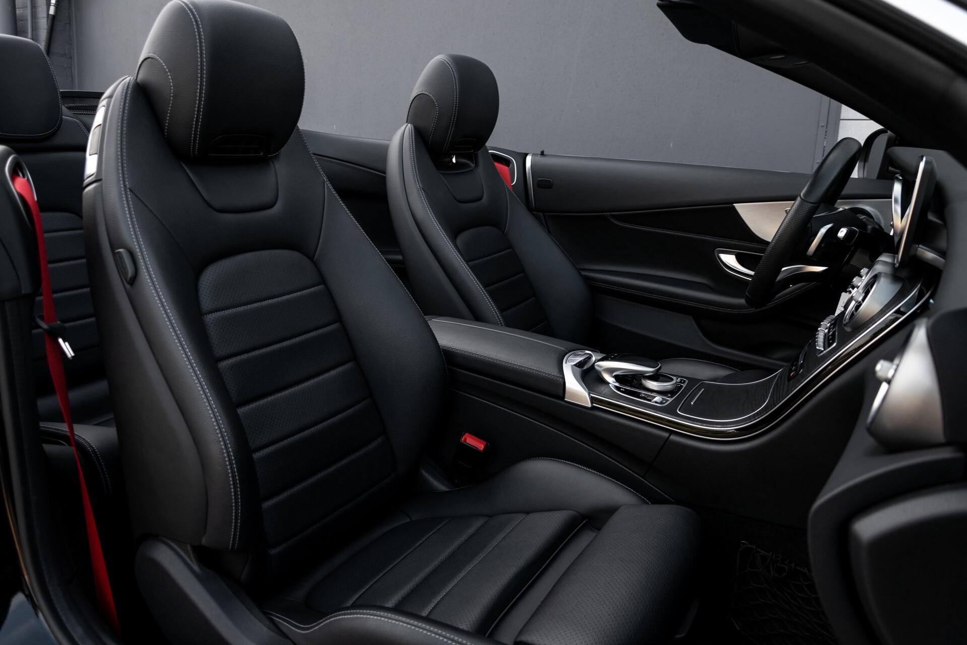 Mercedes-Benz C-Klasse Cabrio 250 AMG Airscarf/Aircap/Comand/ILS/Camera/Rode cabriokap Aut9 Foto 5