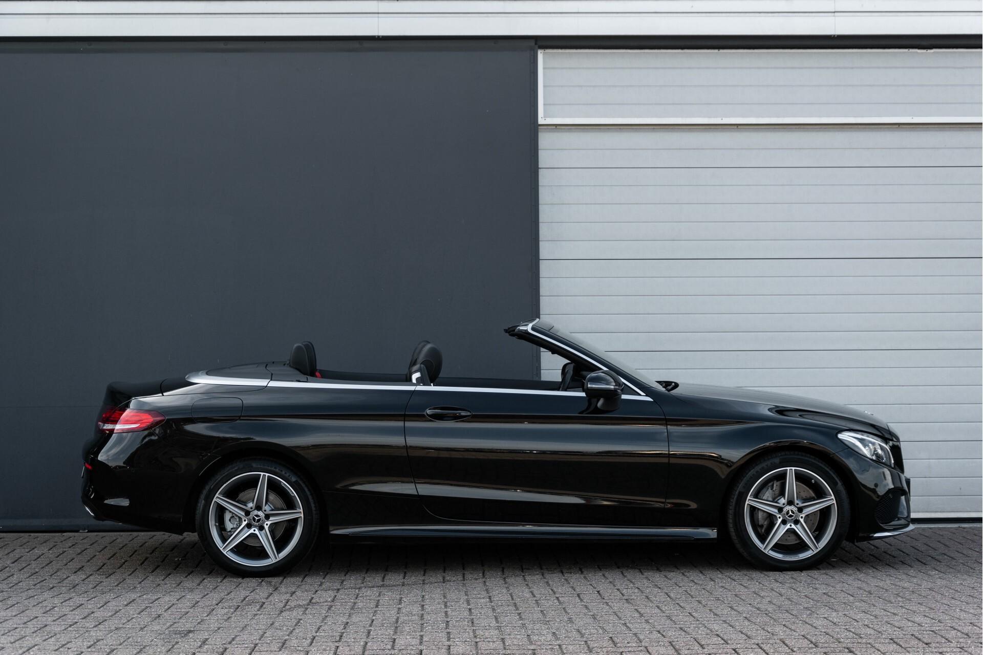 Mercedes-Benz C-Klasse Cabrio 250 AMG Airscarf/Aircap/Comand/ILS/Camera/Rode cabriokap Aut9 Foto 54