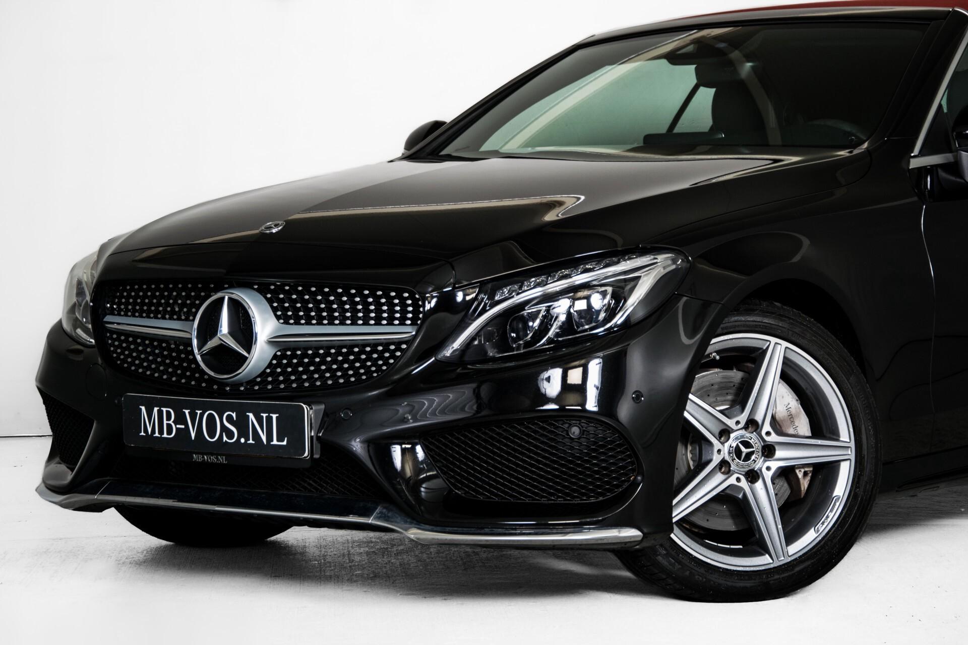 Mercedes-Benz C-Klasse Cabrio 250 AMG Airscarf/Aircap/Comand/ILS/Camera/Rode cabriokap Aut9 Foto 56