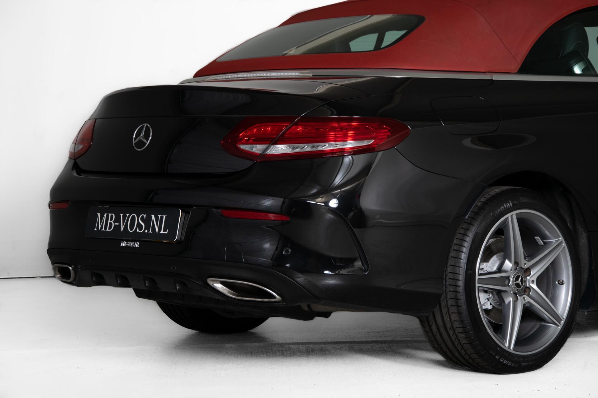 Mercedes-Benz C-Klasse Cabrio 250 AMG Airscarf/Aircap/Comand/ILS/Camera/Rode cabriokap Aut9 Foto 57
