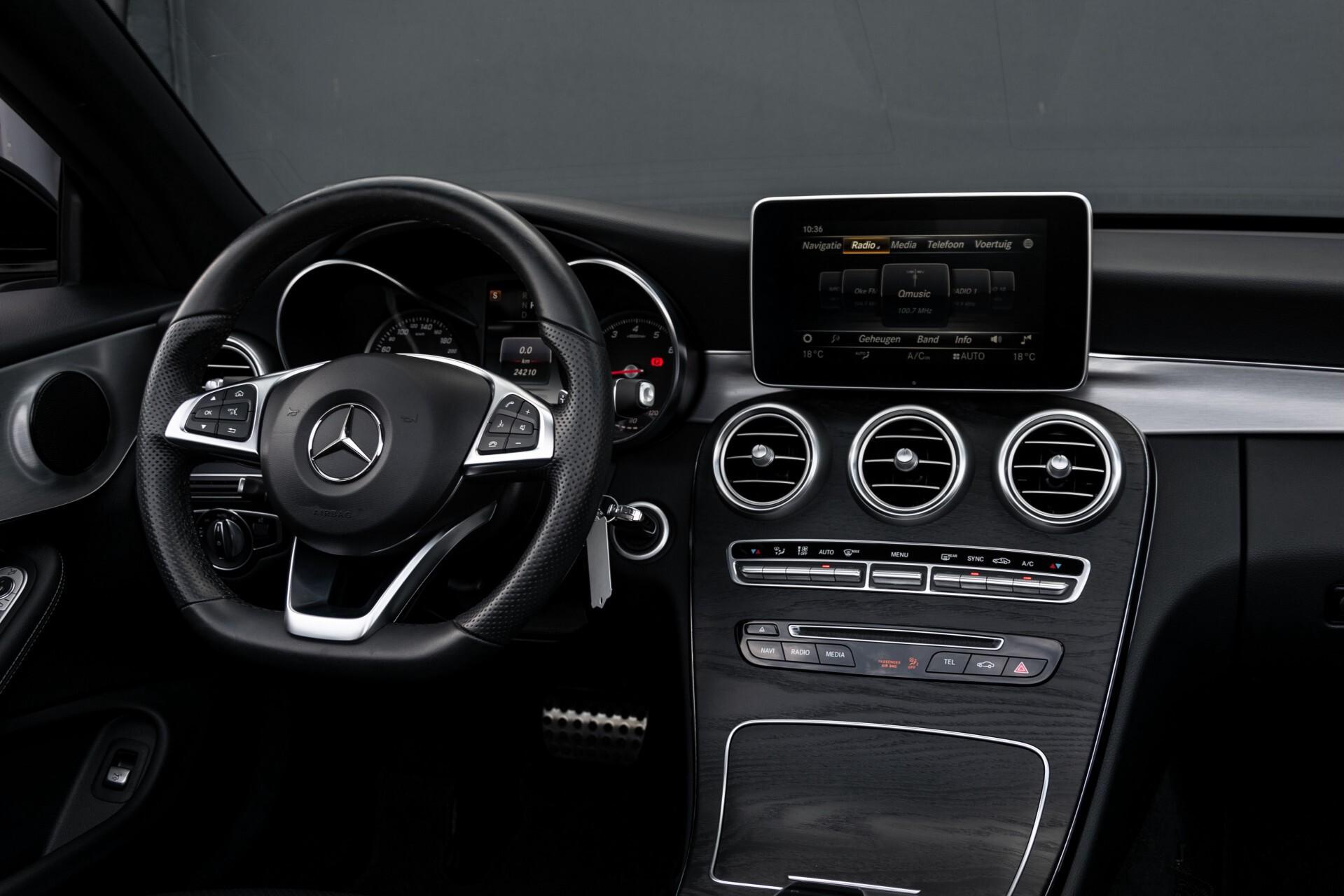 Mercedes-Benz C-Klasse Cabrio 250 AMG Airscarf/Aircap/Comand/ILS/Camera/Rode cabriokap Aut9 Foto 7
