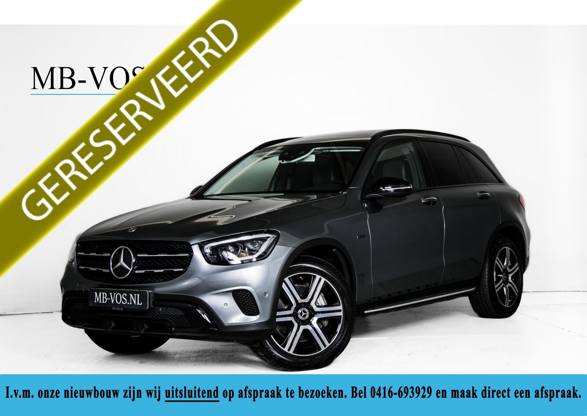 Mercedes-Benz GLC 300e 4-M Luchtvering/Panorama/Multicontourstoelen/Rij-assistentie/Standkachel Aut9 Foto 1