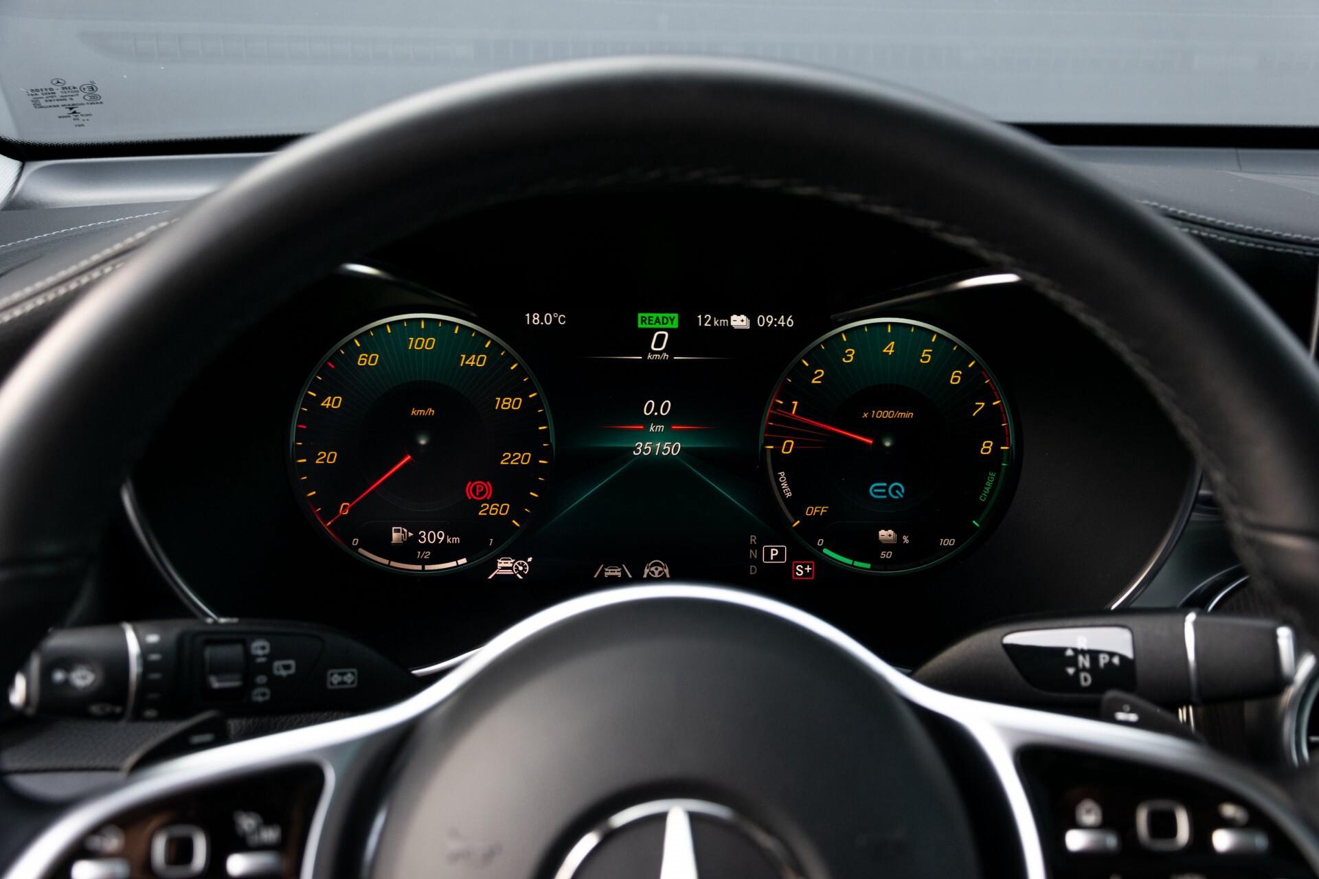 Mercedes-Benz GLC 300e 4-M Luchtvering/Panorama/Multicontourstoelen/Rij-assistentie/Standkachel Aut9 Foto 13