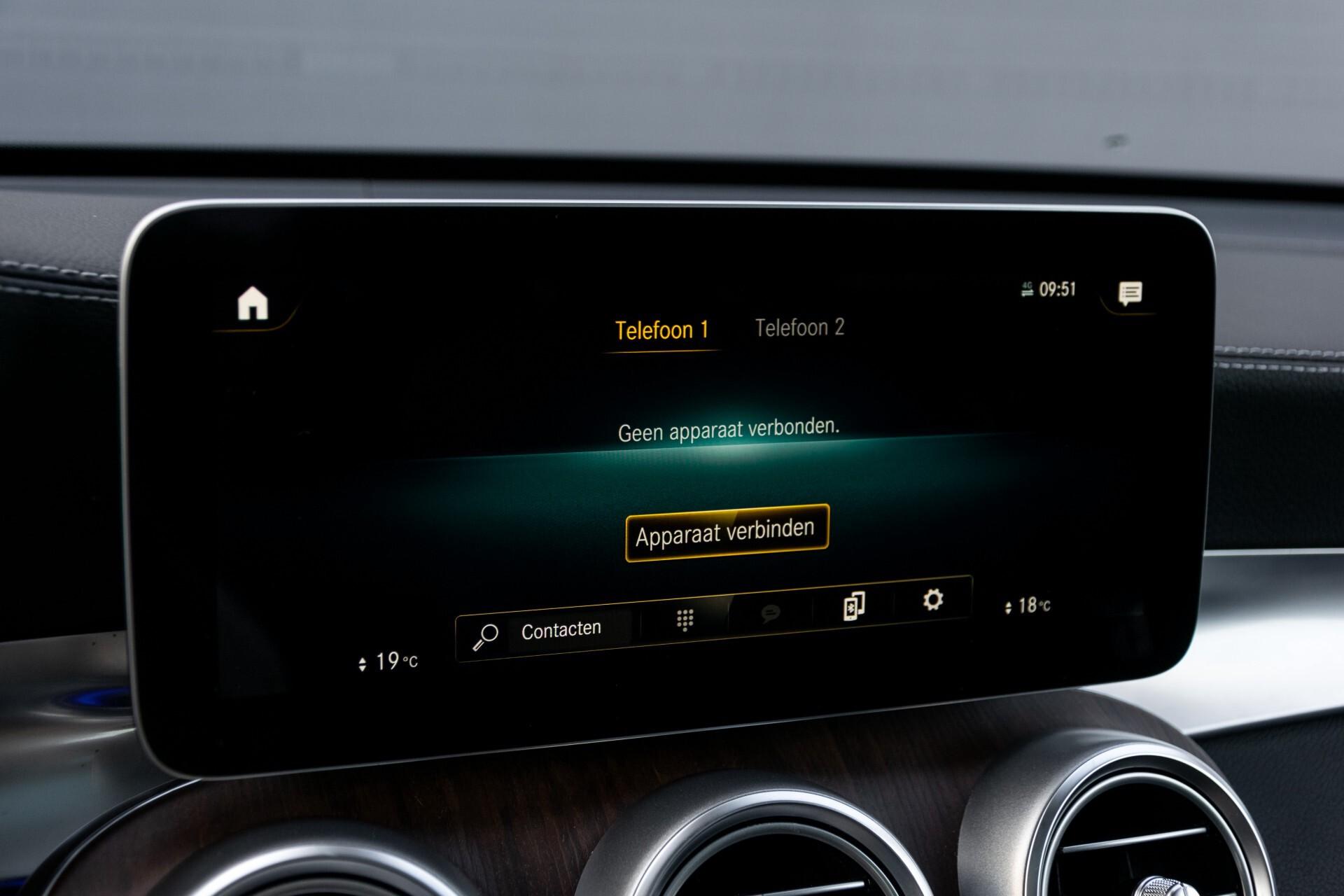 Mercedes-Benz GLC 300e 4-M Luchtvering/Panorama/Multicontourstoelen/Rij-assistentie/Standkachel Aut9 Foto 20