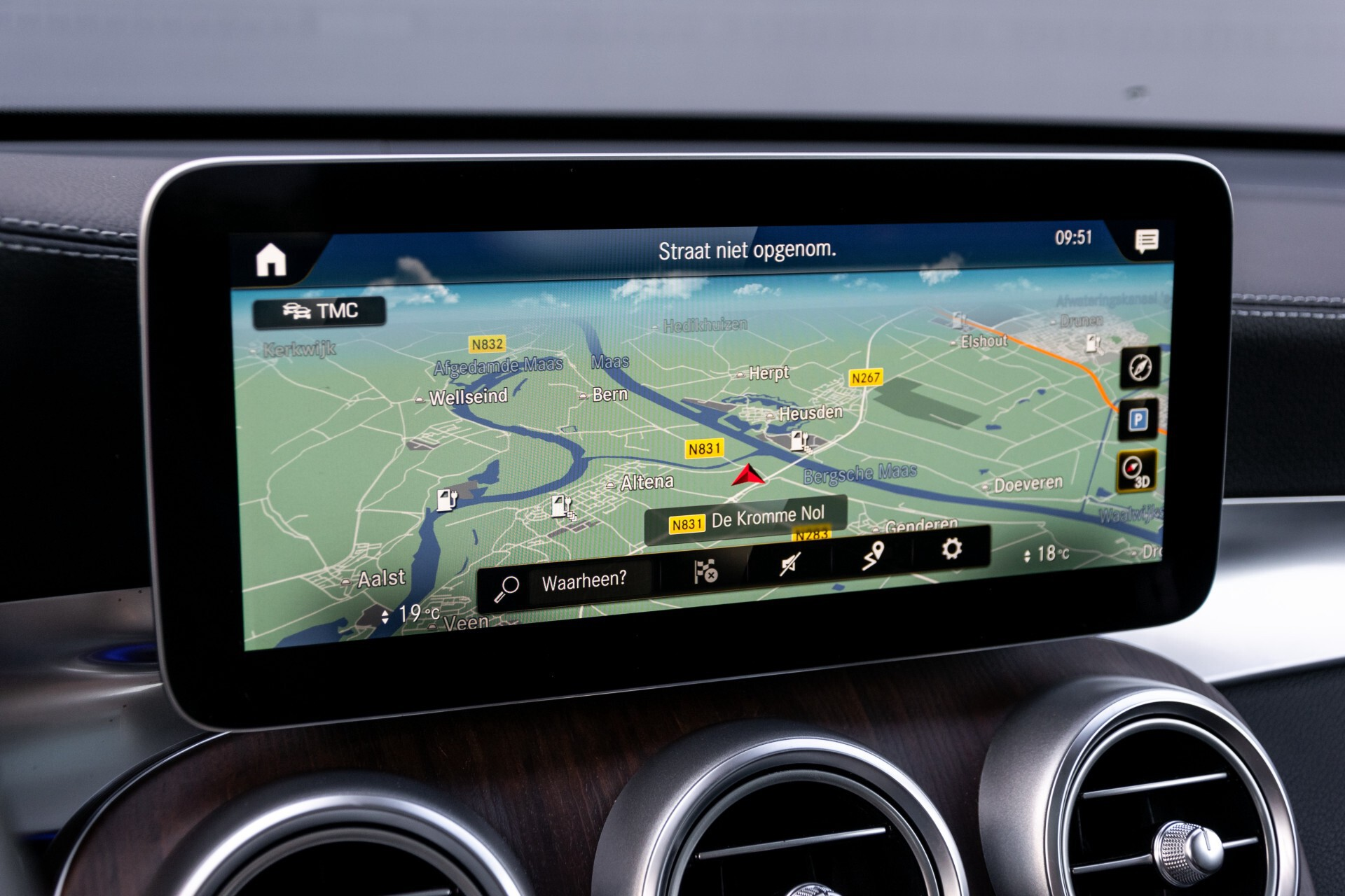 Mercedes-Benz GLC 300e 4-M Luchtvering/Panorama/Multicontourstoelen/Rij-assistentie/Standkachel Aut9 Foto 22