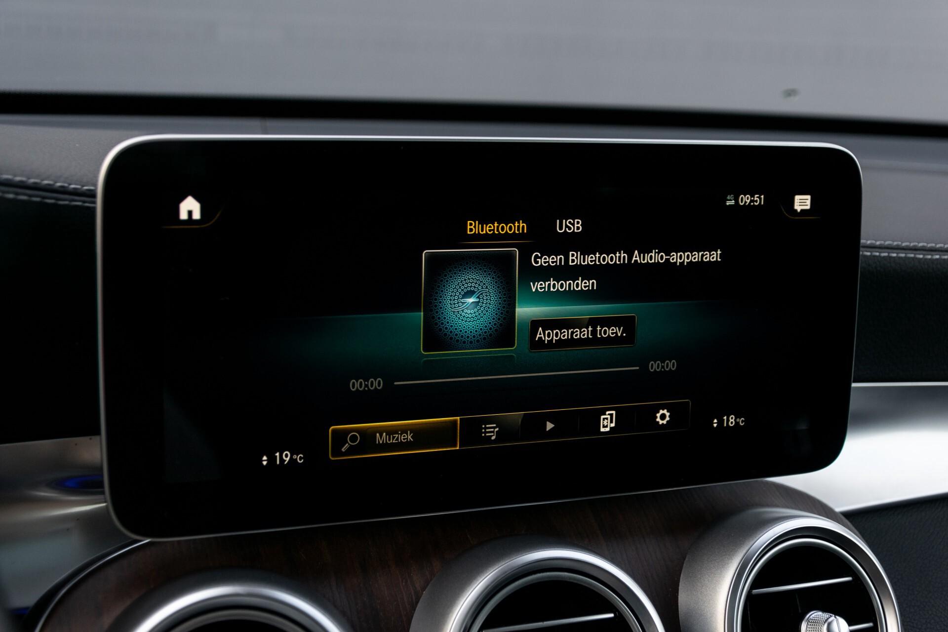 Mercedes-Benz GLC 300e 4-M Luchtvering/Panorama/Multicontourstoelen/Rij-assistentie/Standkachel Aut9 Foto 24