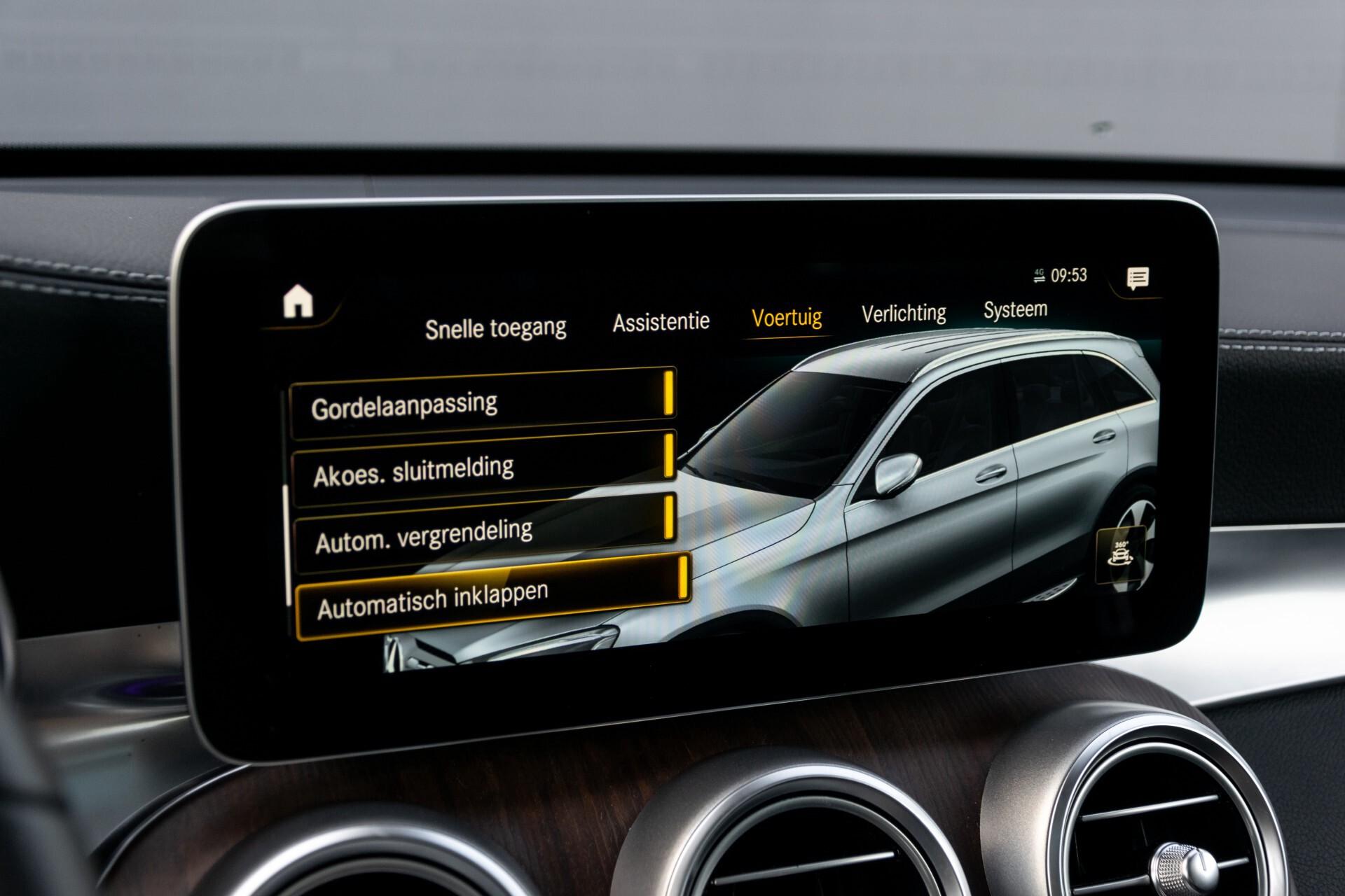 Mercedes-Benz GLC 300e 4-M Luchtvering/Panorama/Multicontourstoelen/Rij-assistentie/Standkachel Aut9 Foto 42