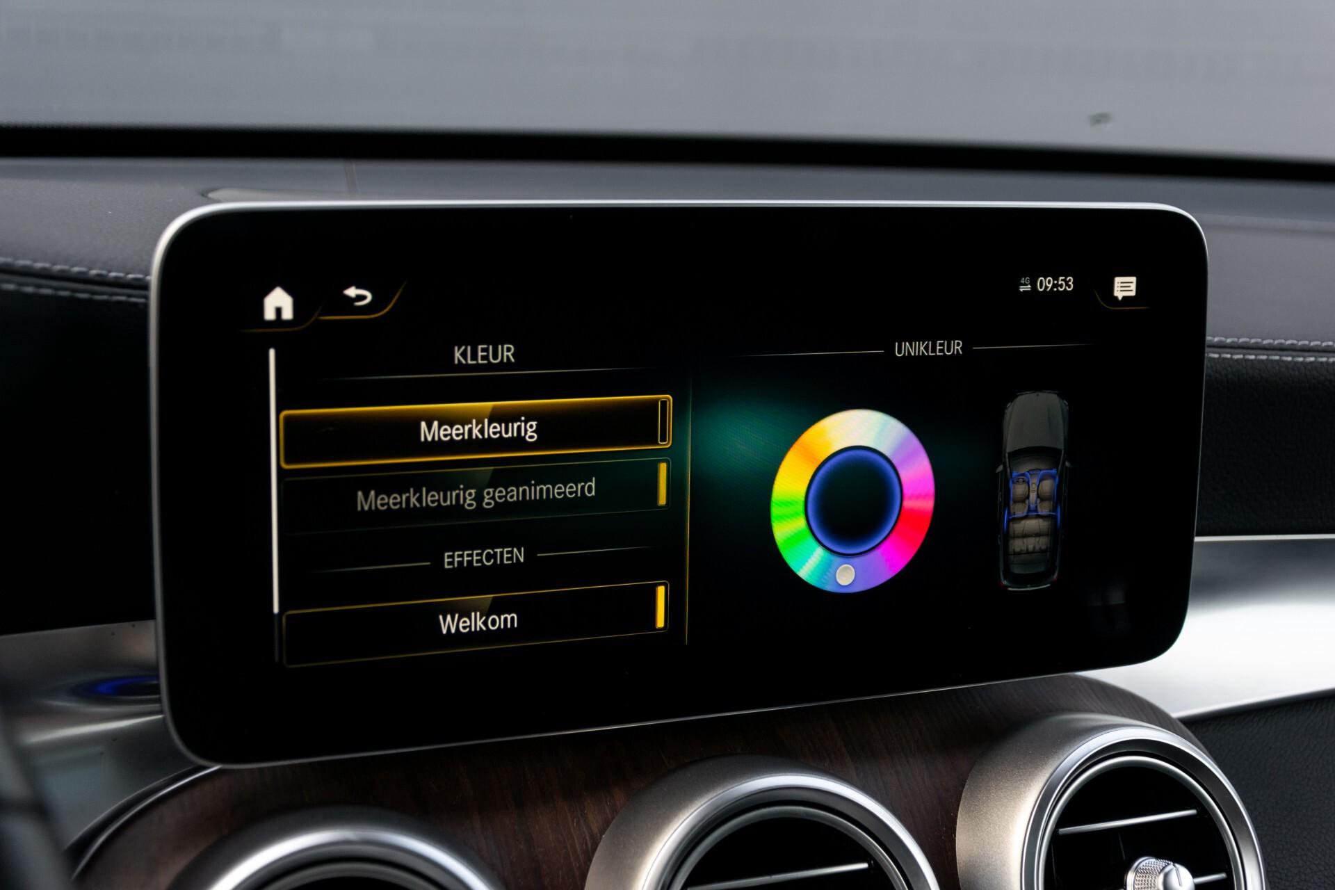 Mercedes-Benz GLC 300e 4-M Luchtvering/Panorama/Multicontourstoelen/Rij-assistentie/Standkachel Aut9 Foto 44