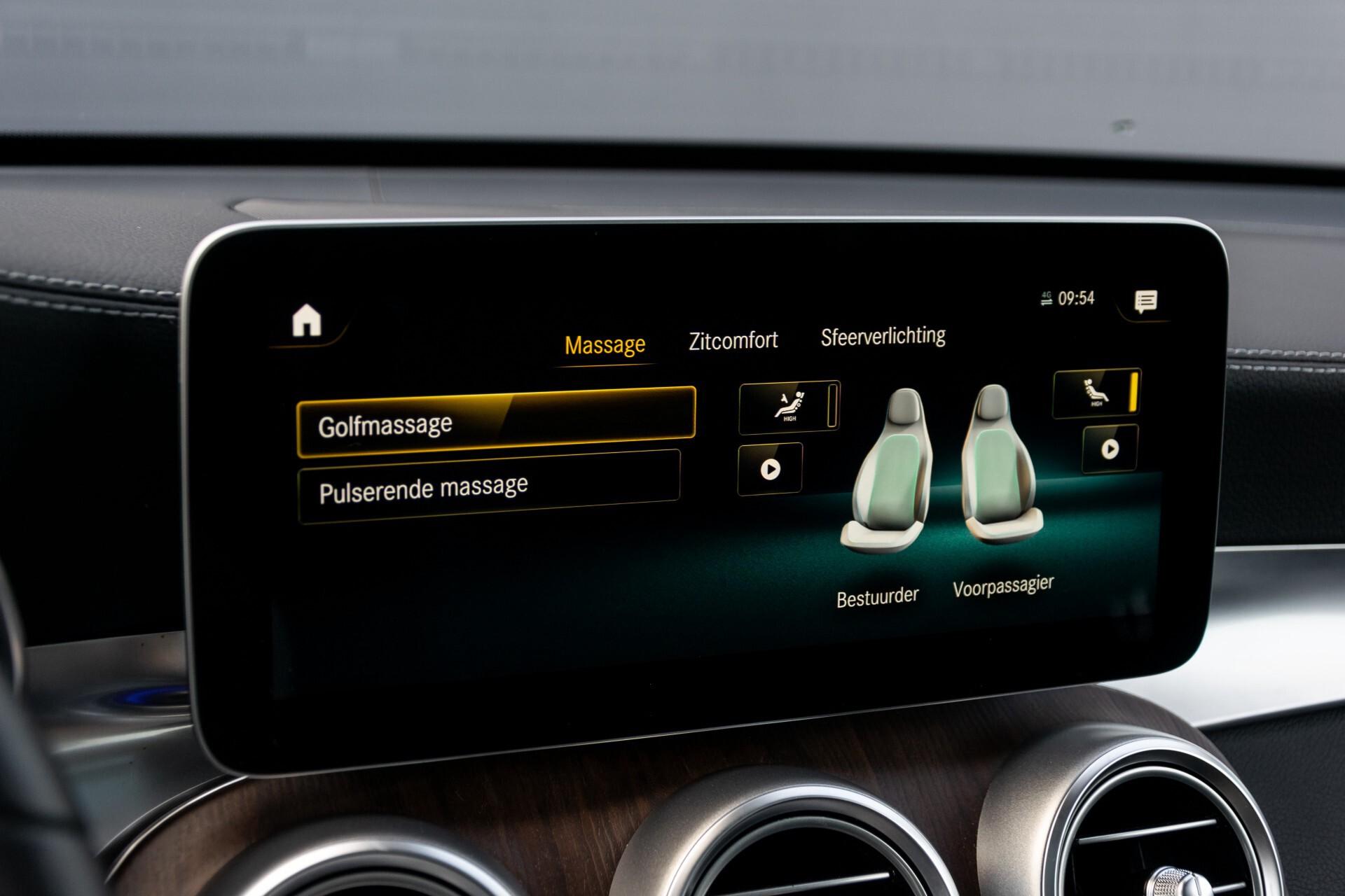 Mercedes-Benz GLC 300e 4-M Luchtvering/Panorama/Multicontourstoelen/Rij-assistentie/Standkachel Aut9 Foto 46