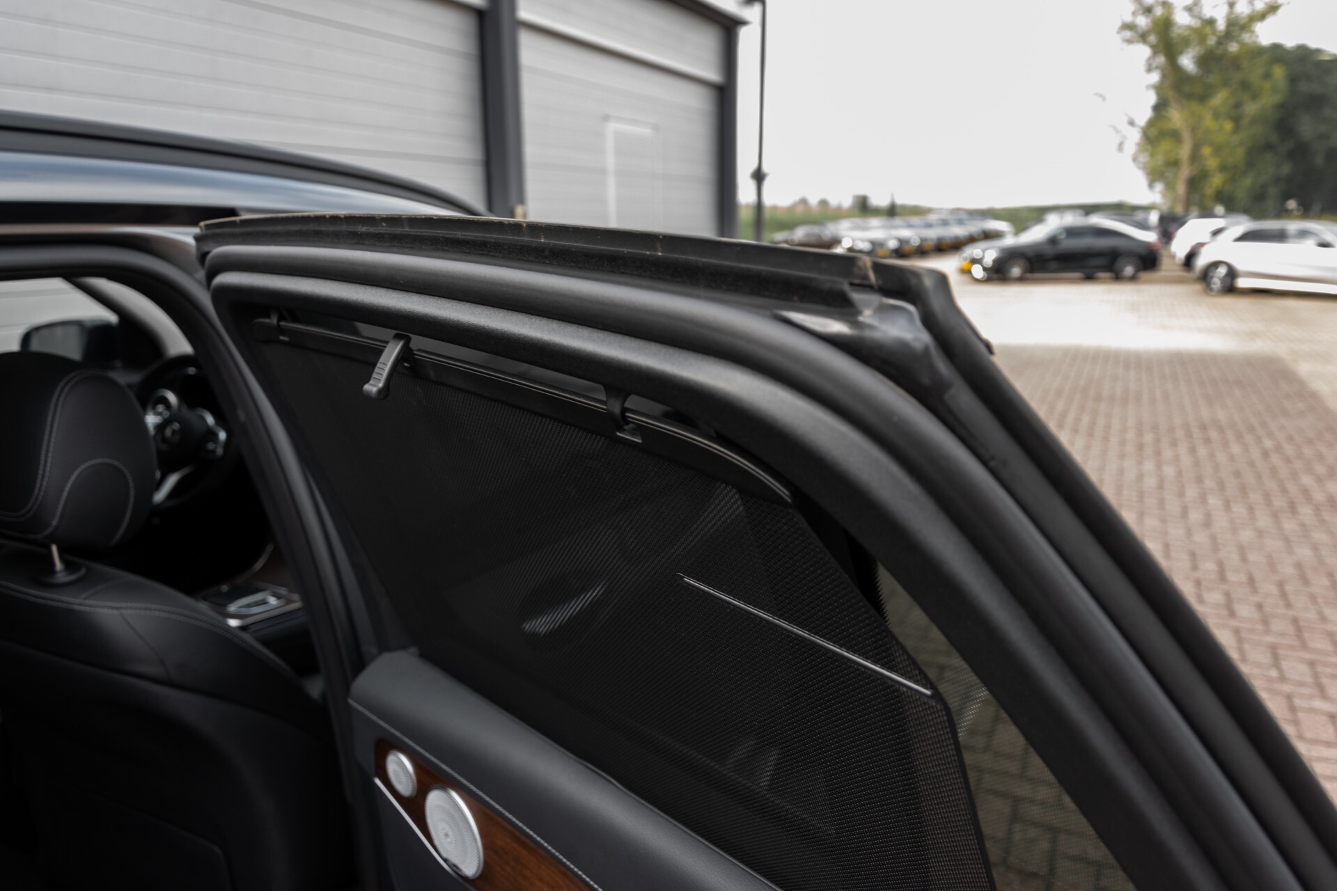 Mercedes-Benz GLC 300e 4-M Luchtvering/Panorama/Multicontourstoelen/Rij-assistentie/Standkachel Aut9 Foto 56