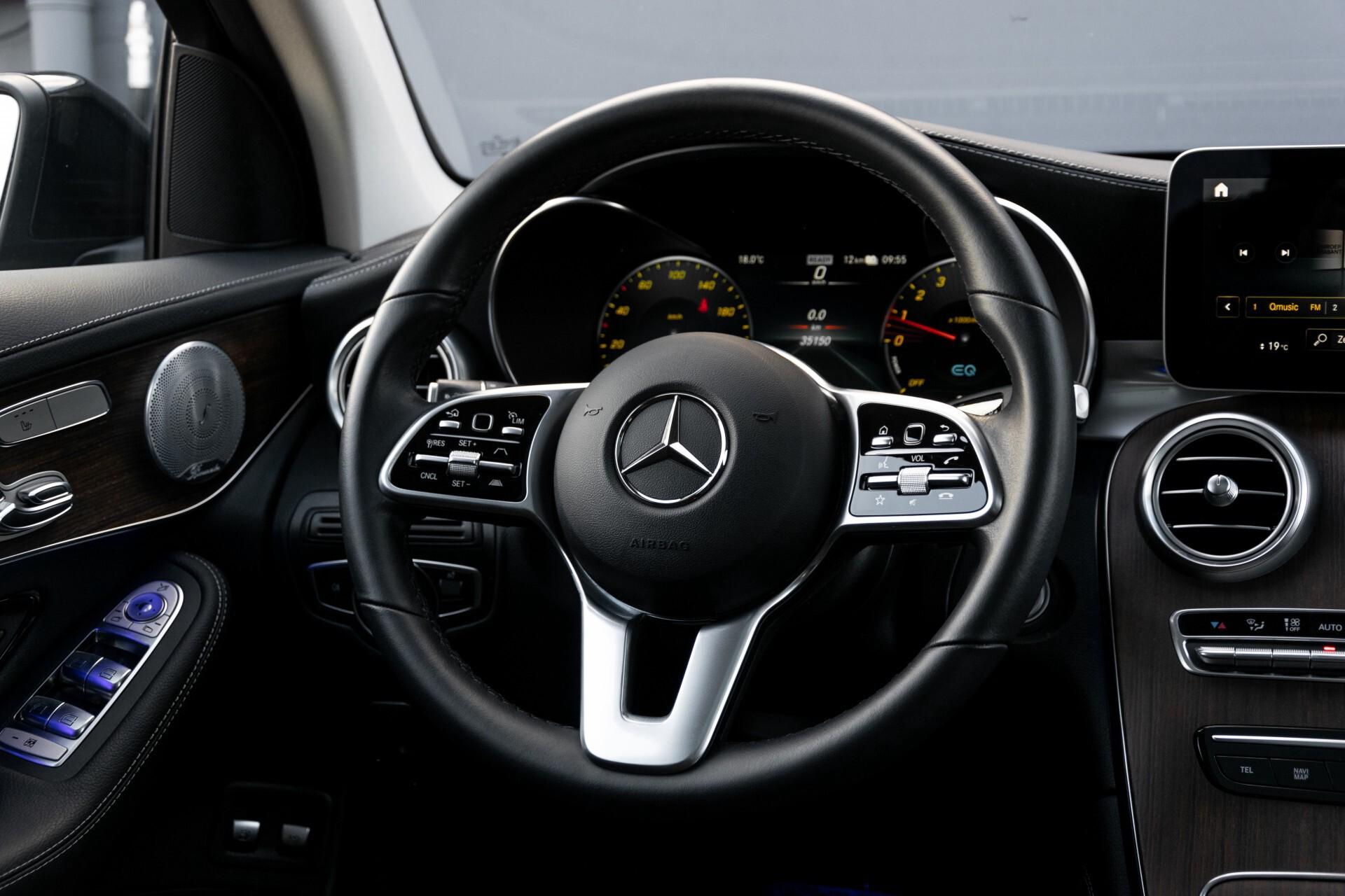 Mercedes-Benz GLC 300e 4-M Luchtvering/Panorama/Multicontourstoelen/Rij-assistentie/Standkachel Aut9 Foto 8