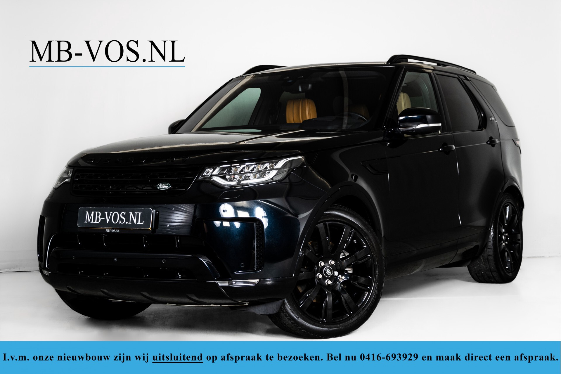 Land Rover Discovery 3.0 Td6 First Edition 7-Persoons Full Options Aut8 Foto 1
