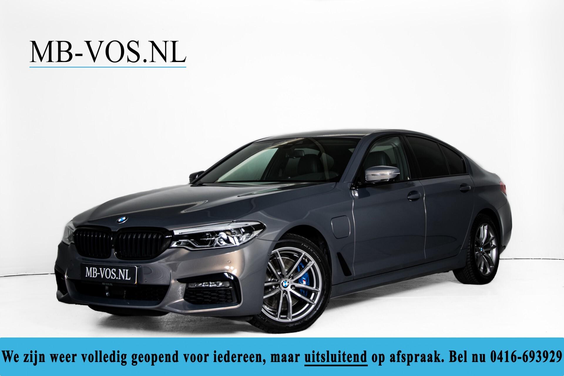 BMW 5 Serie 530e xDrive M-Sport iPerformance High Executive Aut8 Foto 1