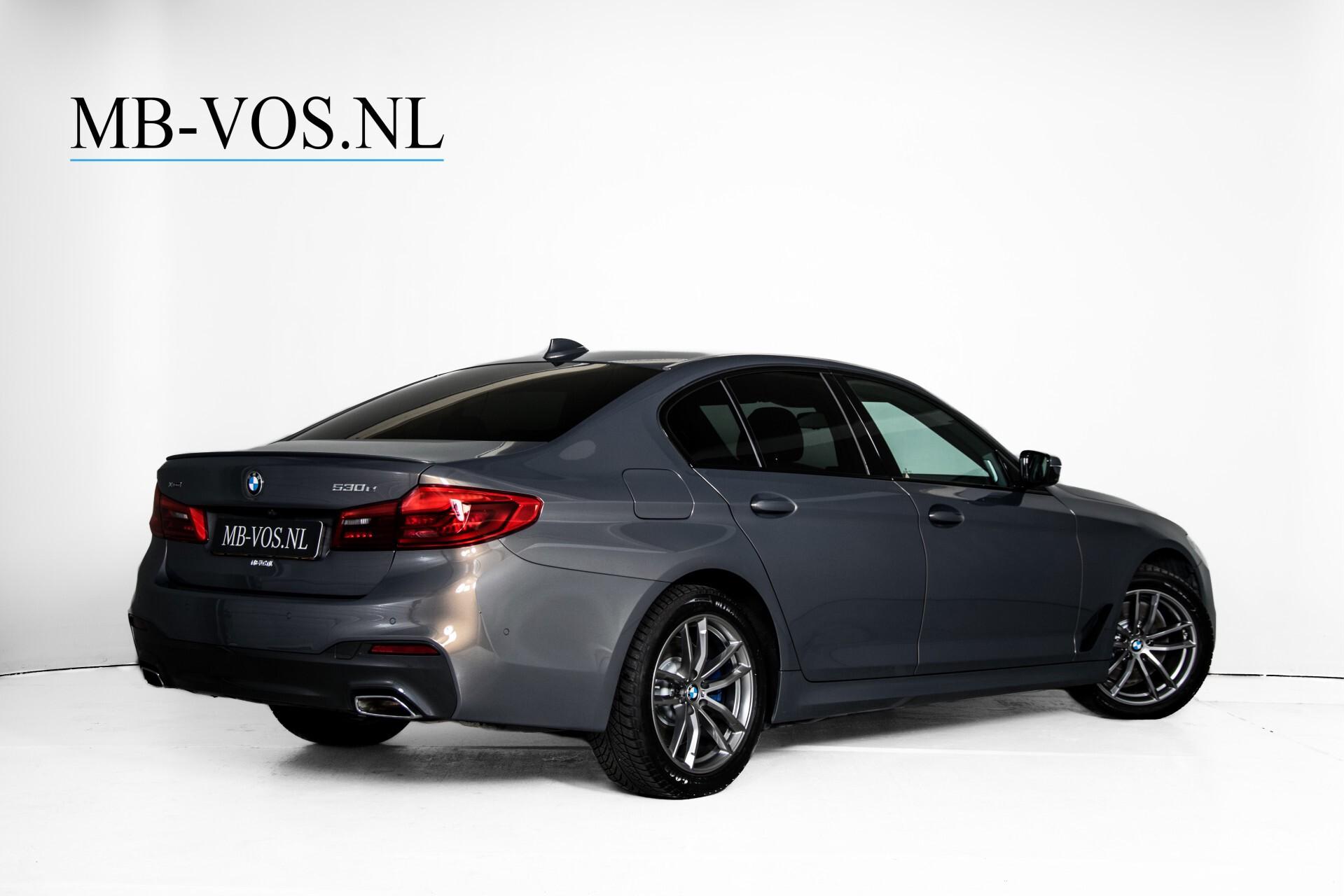 BMW 5 Serie 530e xDrive M-Sport iPerformance High Executive Aut8 Foto 2