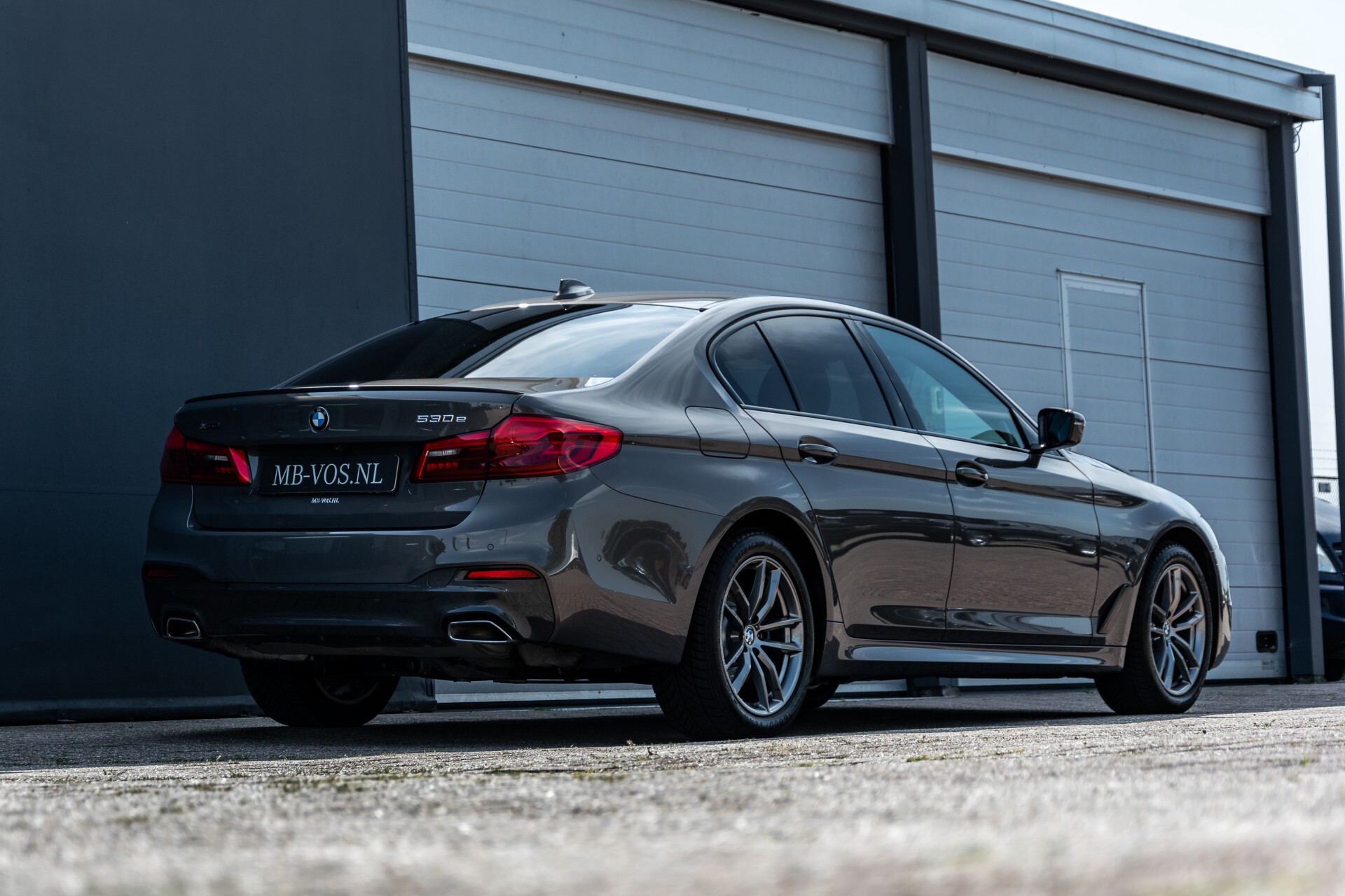 BMW 5 Serie 530e xDrive M-Sport iPerformance High Executive Aut8 Foto 64
