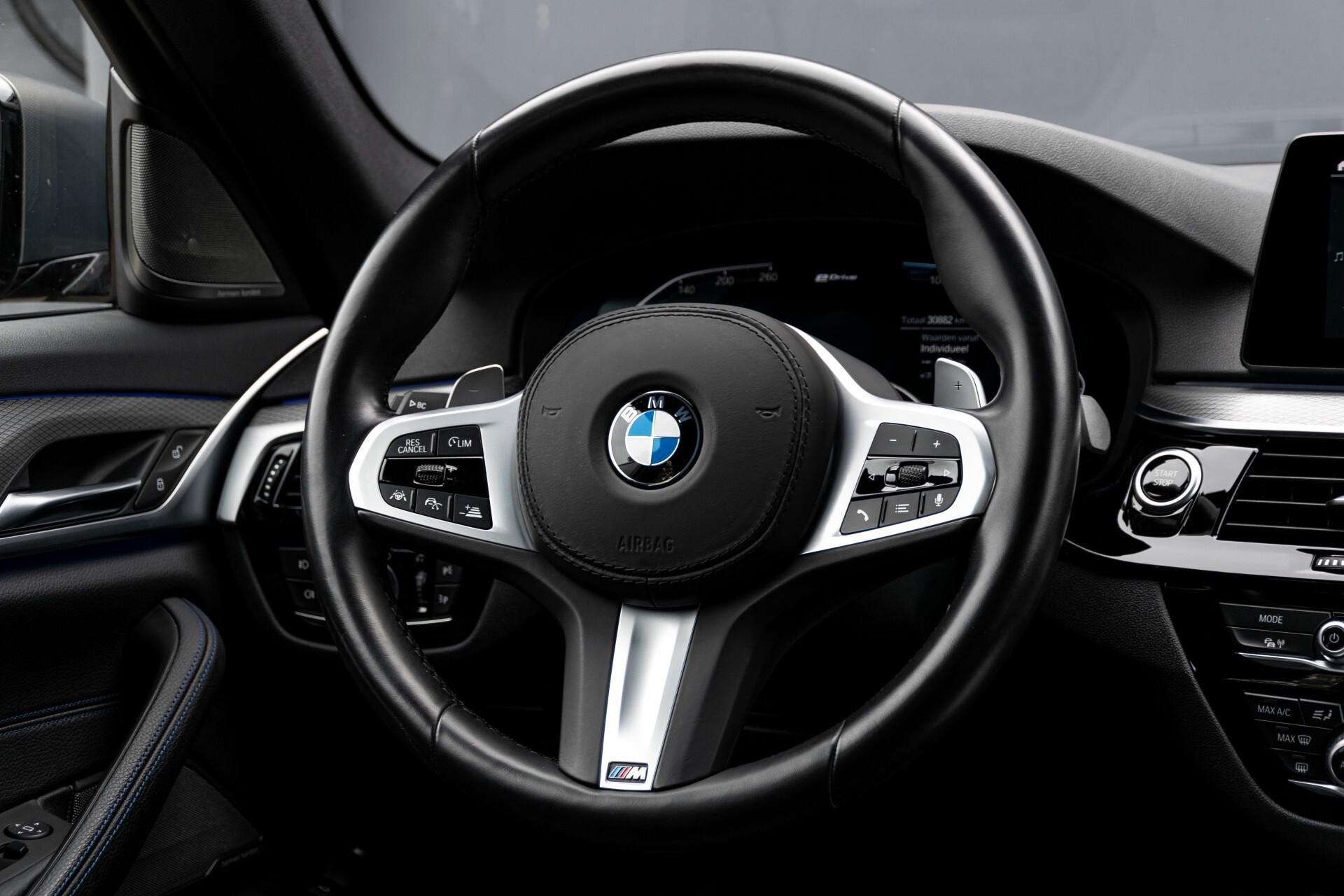 BMW 5 Serie 530e xDrive M-Sport iPerformance High Executive Aut8 Foto 7