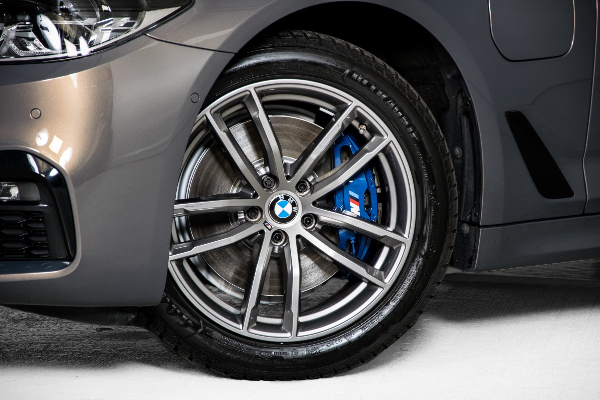 BMW 5 Serie 530e xDrive M-Sport iPerformance High Executive Aut8 Foto 70
