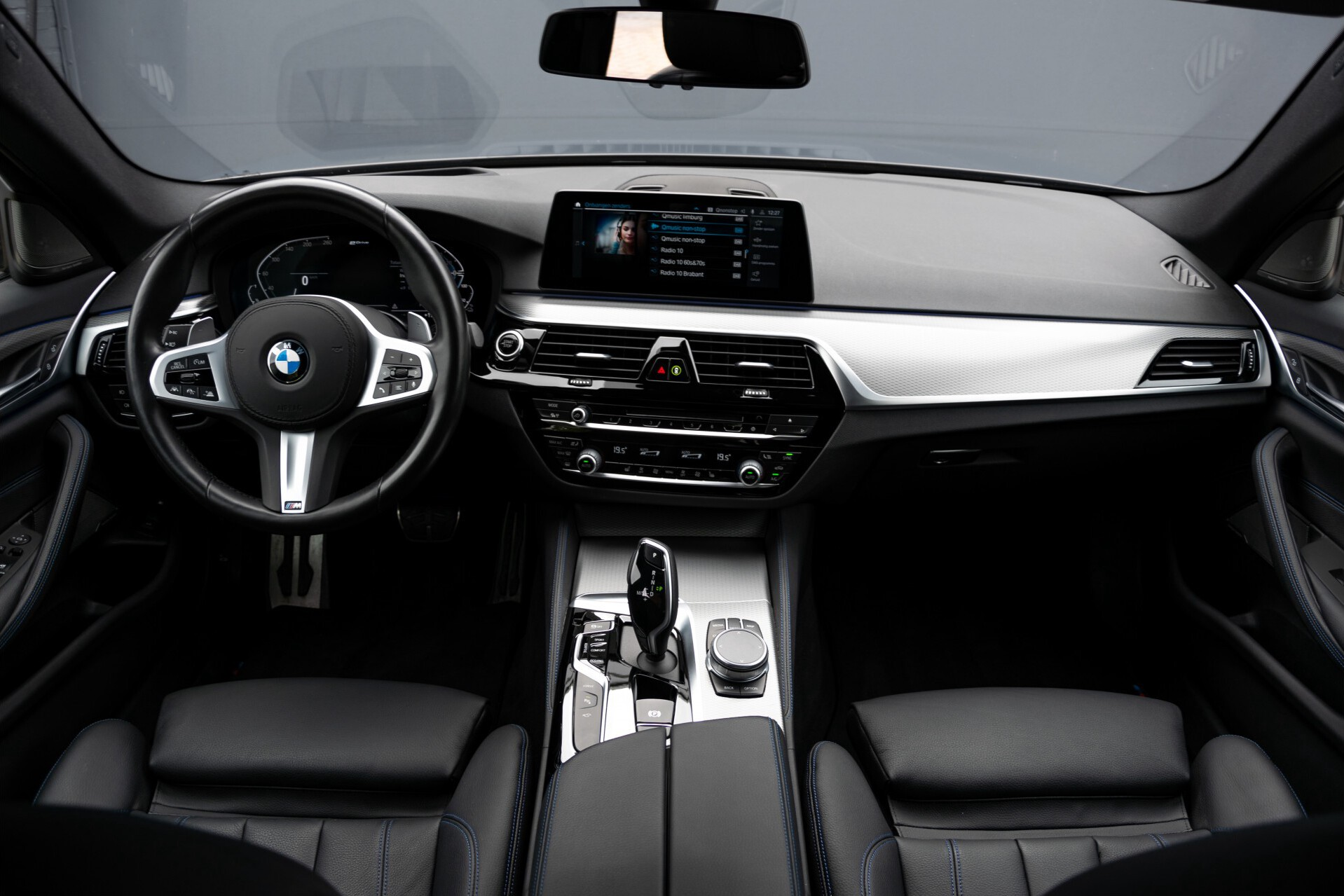 BMW 5 Serie 530e xDrive M-Sport iPerformance High Executive Aut8 Foto 8
