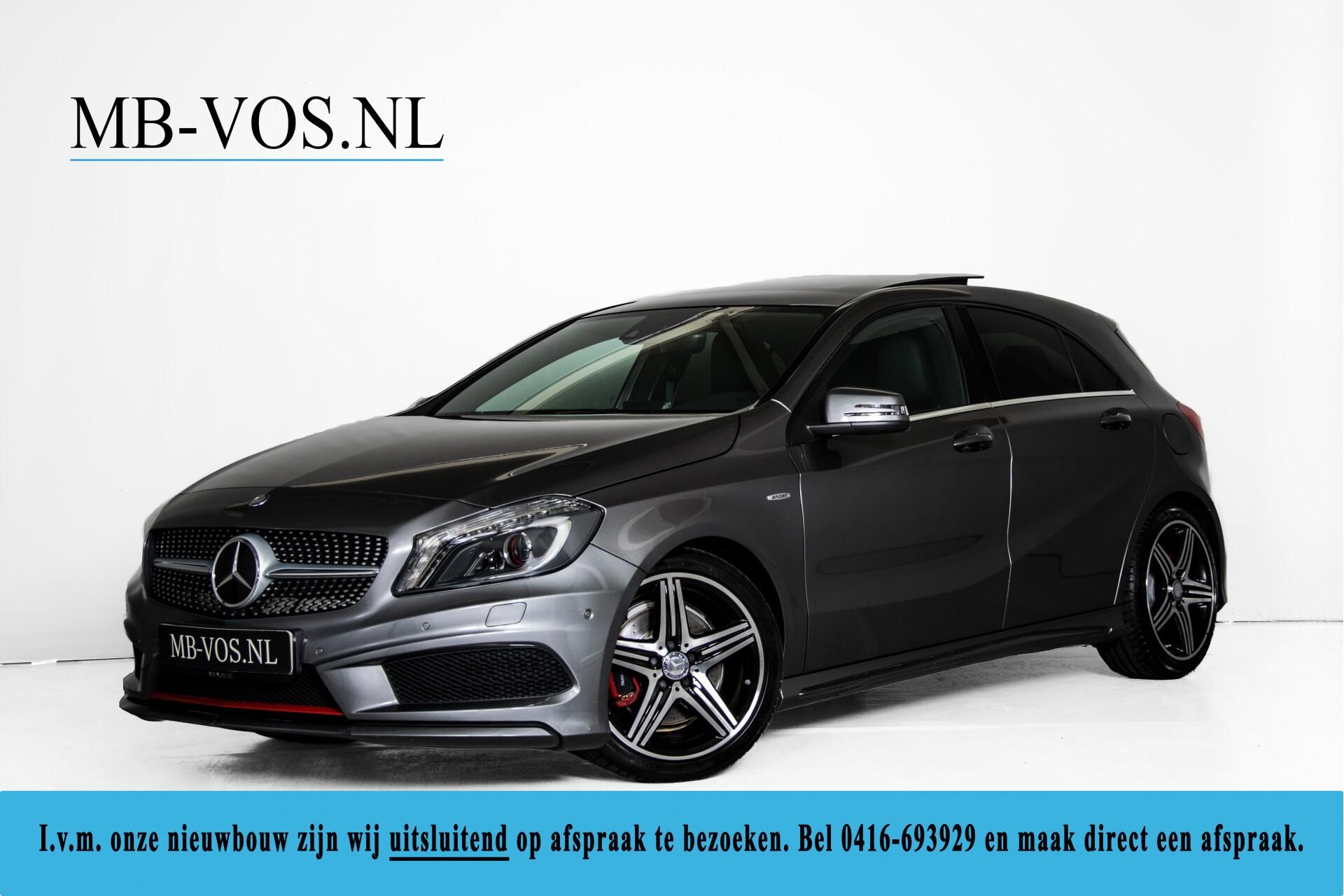 Mercedes-Benz A-Klasse 250 Sport AMG Panorama/Standkachel/Mem/Harman-Kardon/Distronic/Camera/Com Aut7 Foto 1