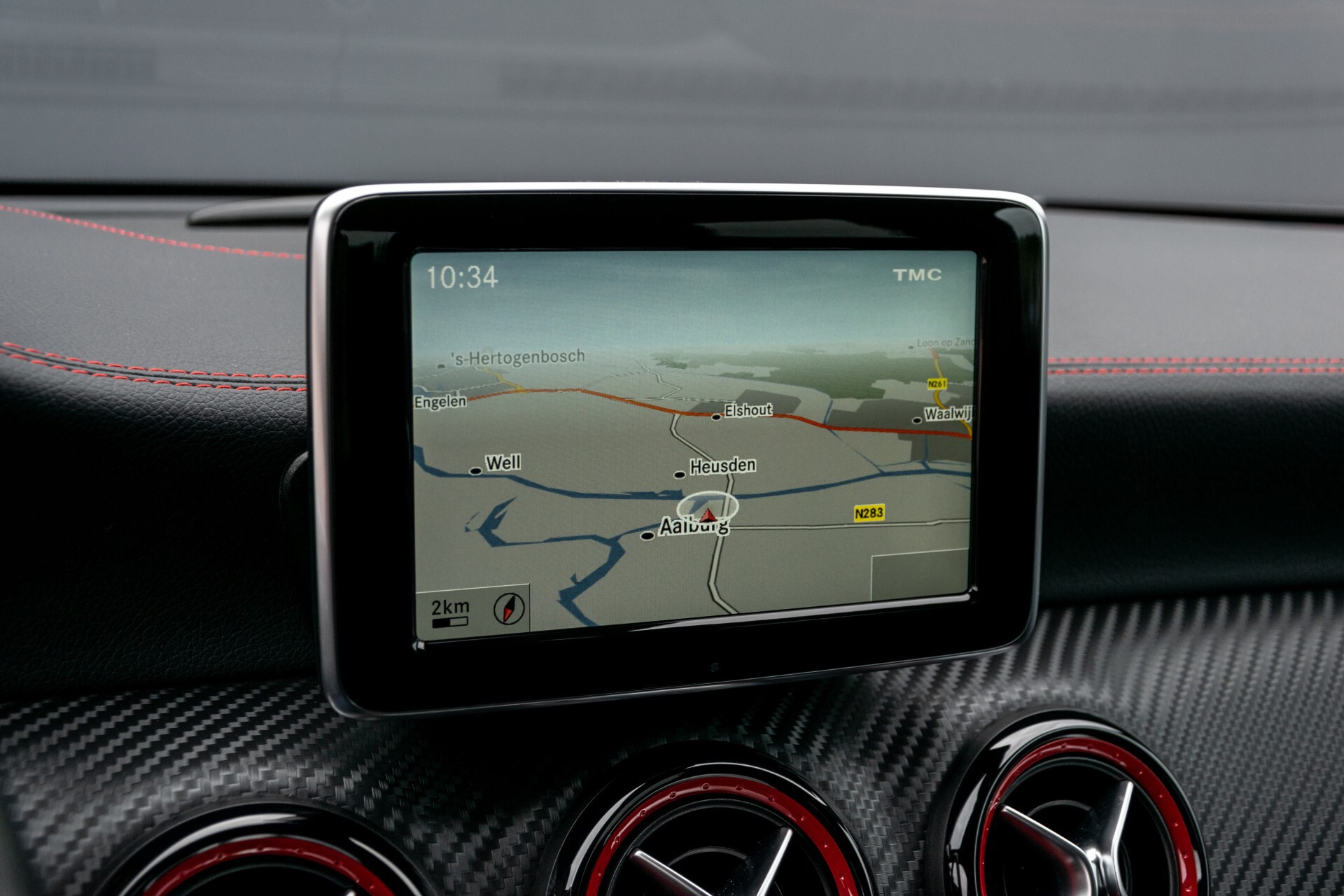 Mercedes-Benz A-Klasse 250 Sport AMG Panorama/Standkachel/Mem/Harman-Kardon/Distronic/Camera/Com Aut7 Foto 21