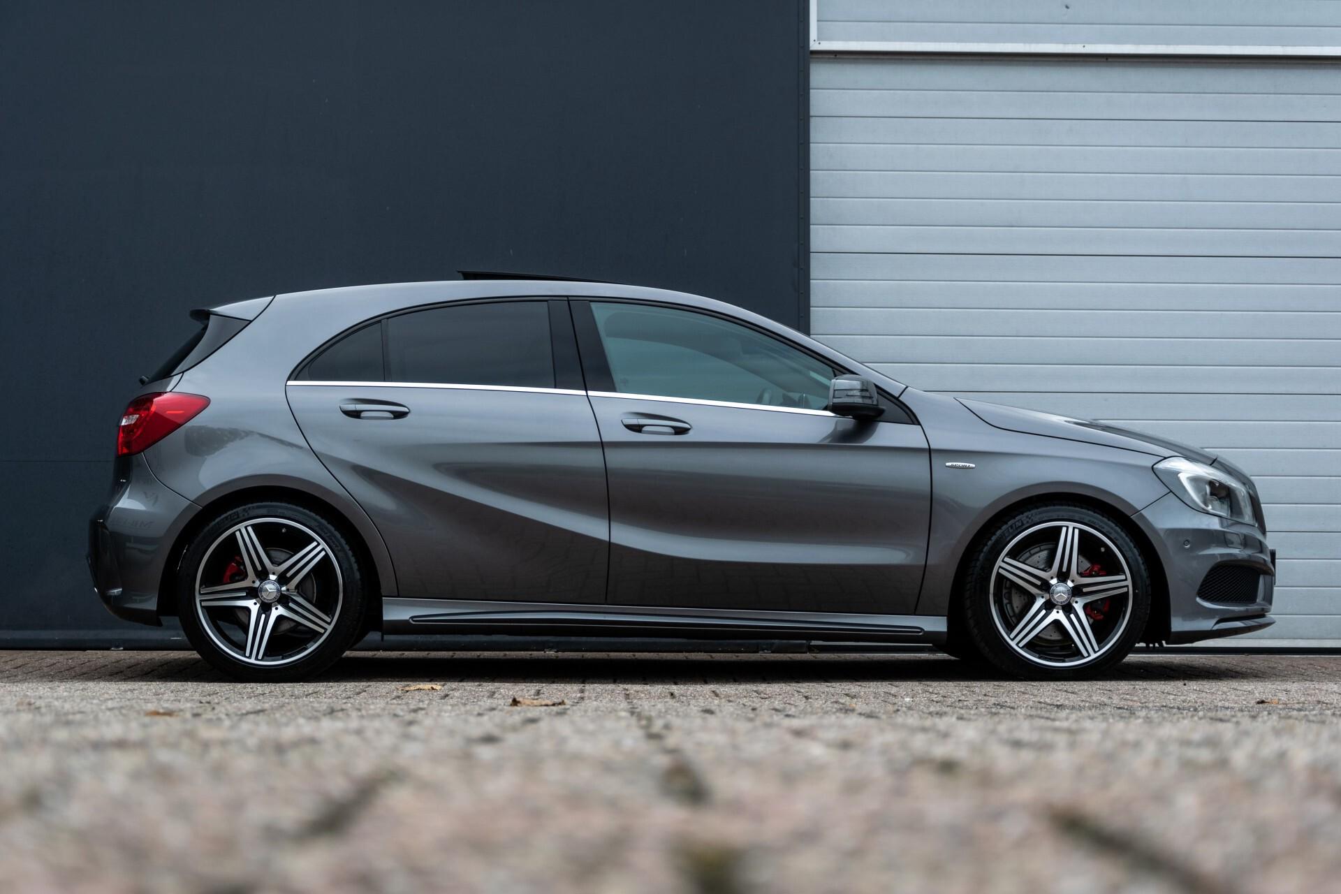 Mercedes-Benz A-Klasse 250 Sport AMG Panorama/Standkachel/Mem/Harman-Kardon/Distronic/Camera/Com Aut7 Foto 50