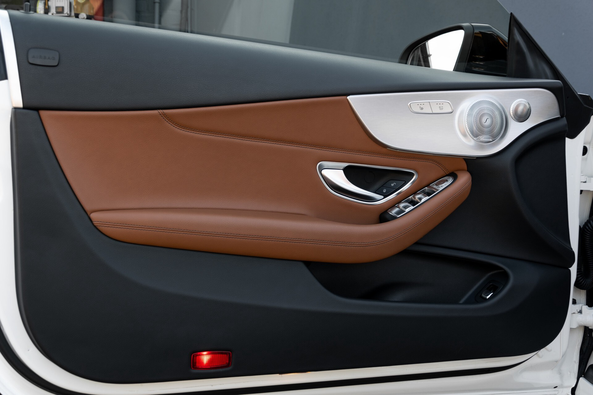 Mercedes-Benz C-Klasse 300 Cabriolet AMG Carbon/Airscarf/Aircap/Comand/Zadelbruin leder/Burmester Aut9 Foto 13