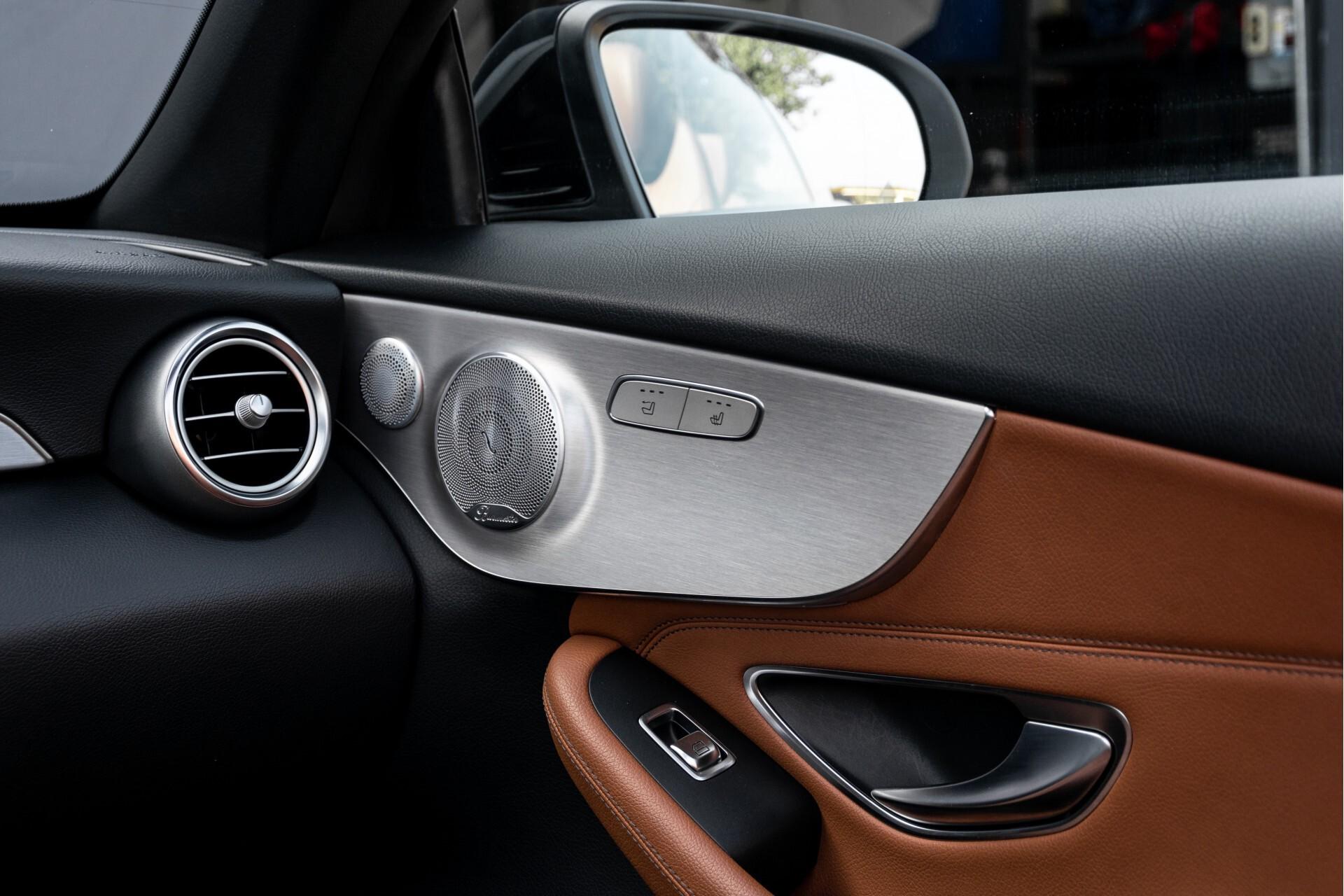 Mercedes-Benz C-Klasse 300 Cabriolet AMG Carbon/Airscarf/Aircap/Comand/Zadelbruin leder/Burmester Aut9 Foto 25