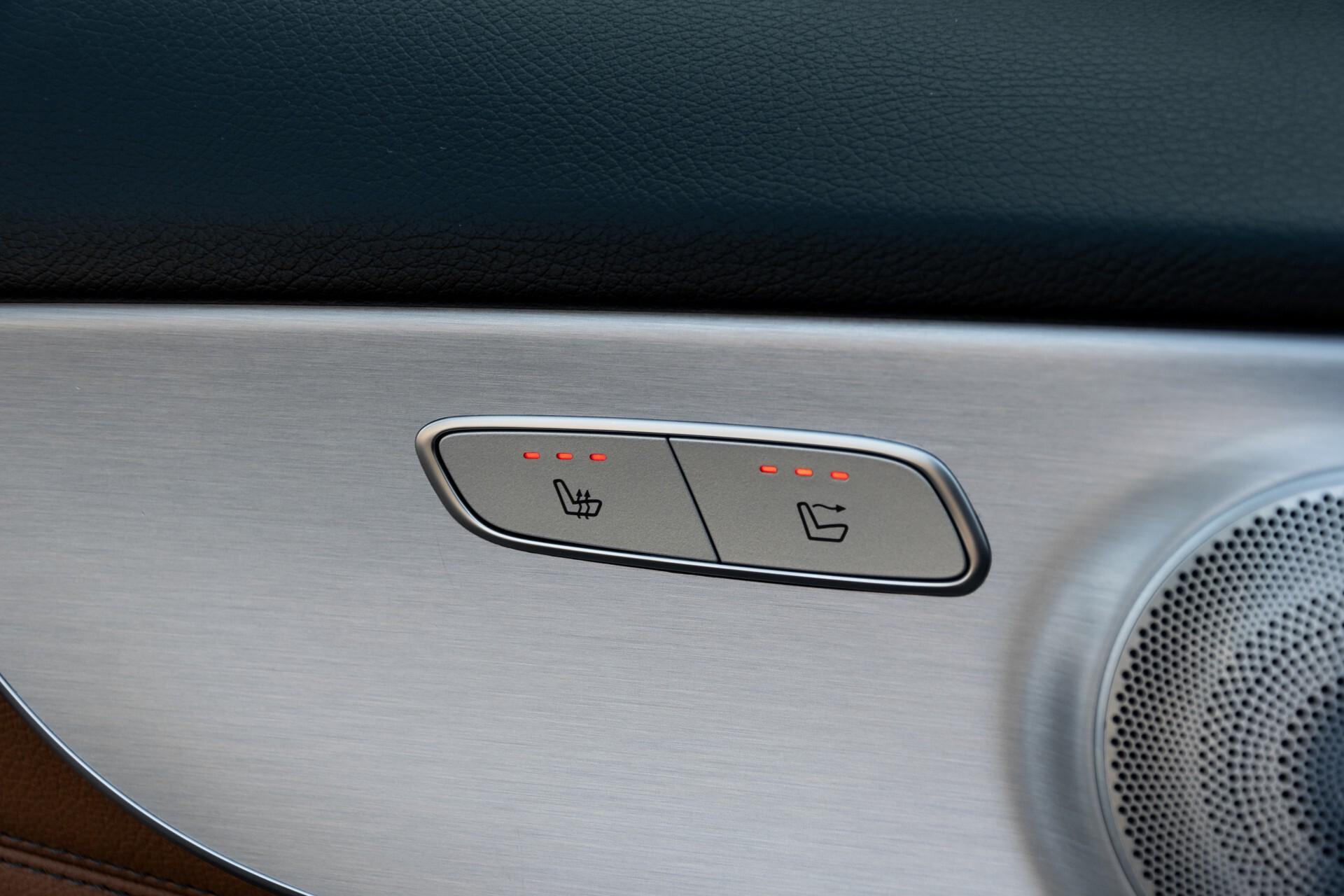 Mercedes-Benz C-Klasse 300 Cabriolet AMG Carbon/Airscarf/Aircap/Comand/Zadelbruin leder/Burmester Aut9 Foto 27
