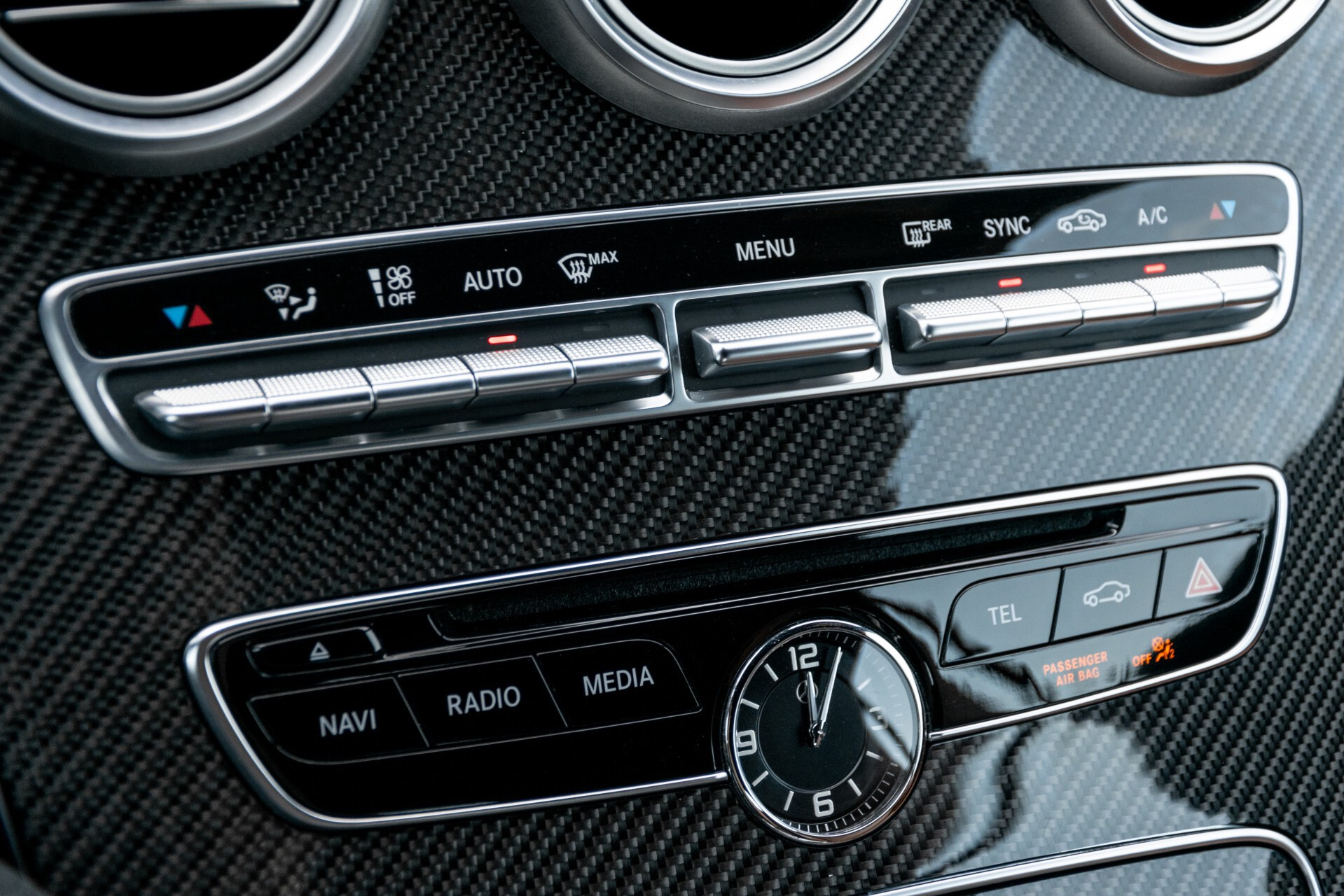Mercedes-Benz C-Klasse 300 Cabriolet AMG Carbon/Airscarf/Aircap/Comand/Zadelbruin leder/Burmester Aut9 Foto 37