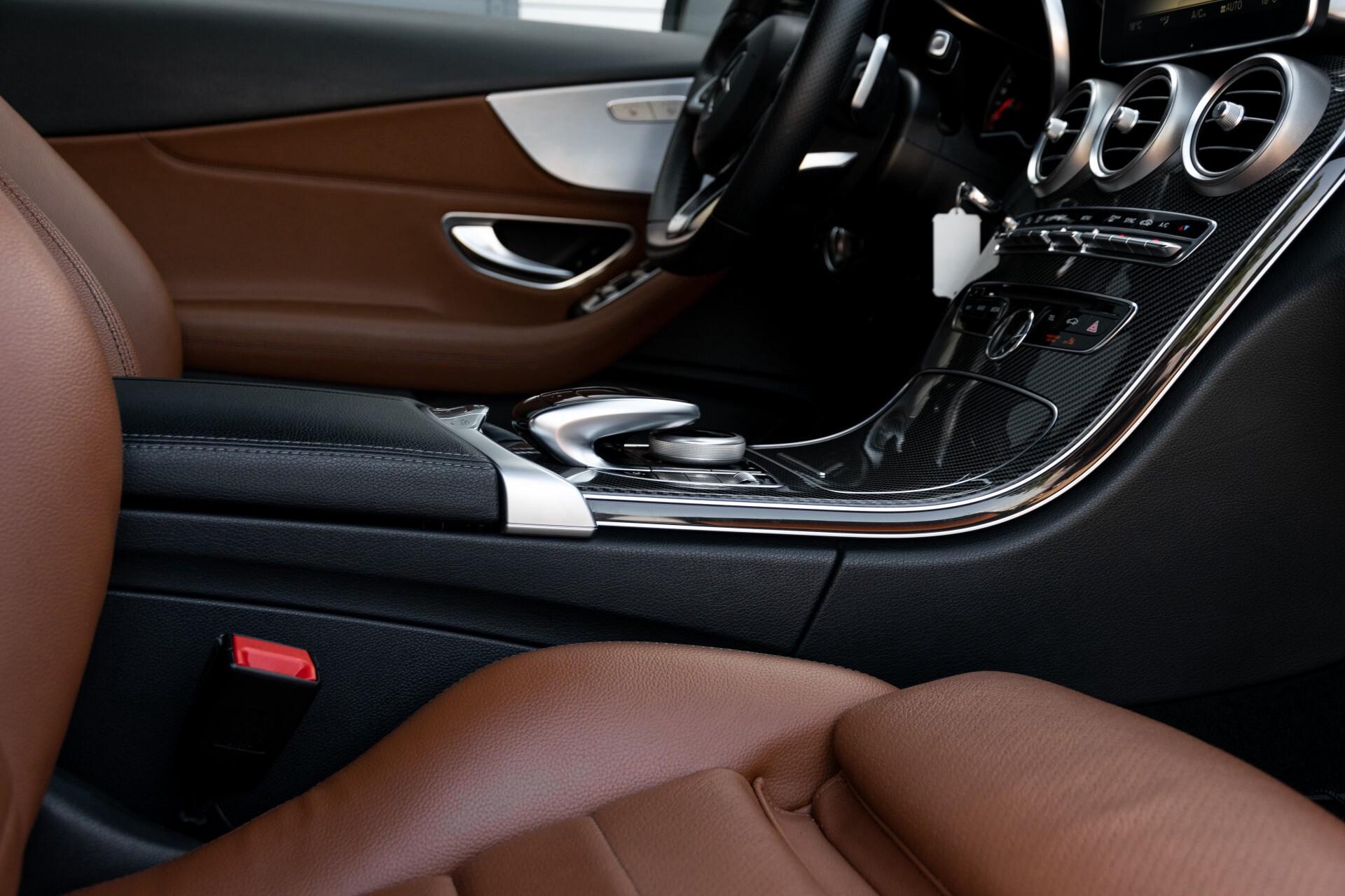 Mercedes-Benz C-Klasse 300 Cabriolet AMG Carbon/Airscarf/Aircap/Comand/Zadelbruin leder/Burmester Aut9 Foto 44
