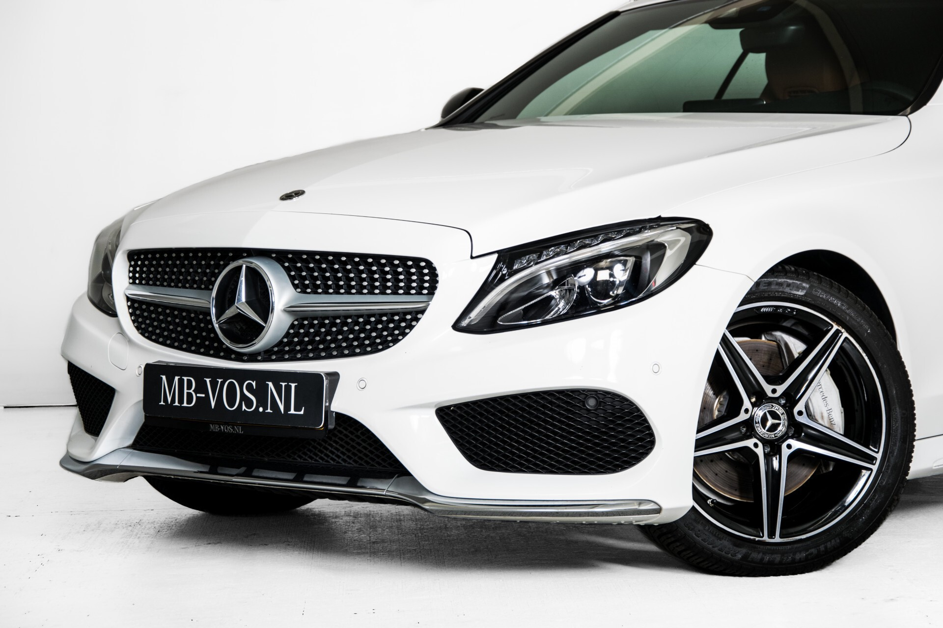 Mercedes-Benz C-Klasse 300 Cabriolet AMG Carbon/Airscarf/Aircap/Comand/Zadelbruin leder/Burmester Aut9 Foto 49