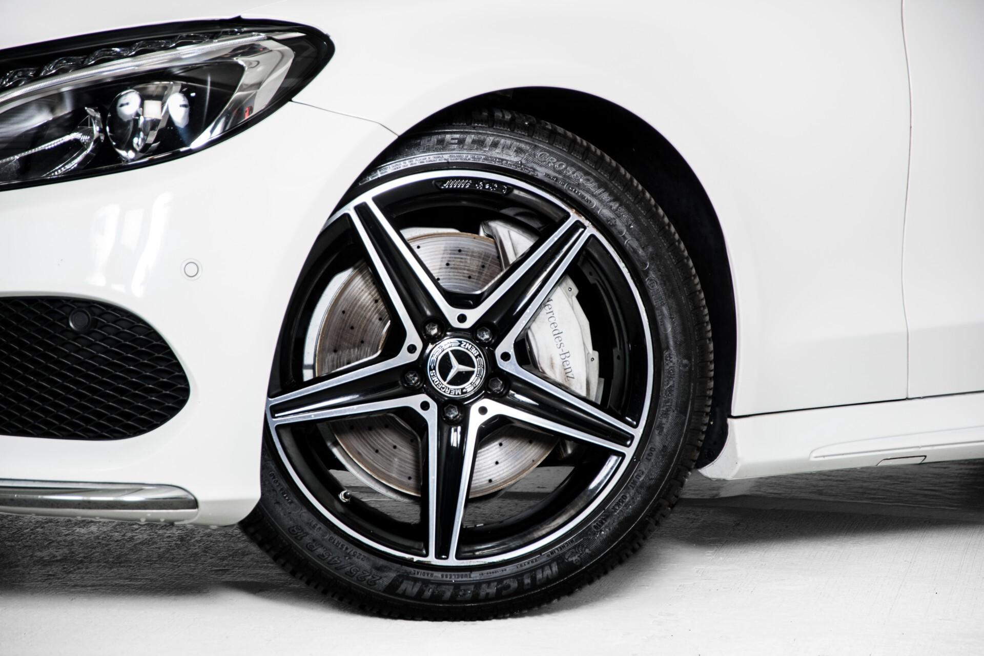 Mercedes-Benz C-Klasse 300 Cabriolet AMG Carbon/Airscarf/Aircap/Comand/Zadelbruin leder/Burmester Aut9 Foto 51