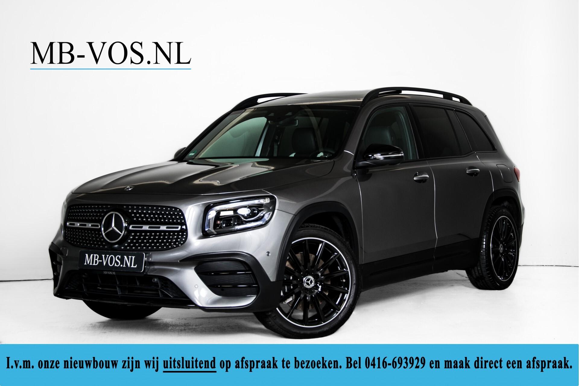 Mercedes-Benz GLB 250 4-M AMG Night/Distronic/Keyless/Mem/Geventileerde stoelen/Burmester/Pano Aut8 Foto 1