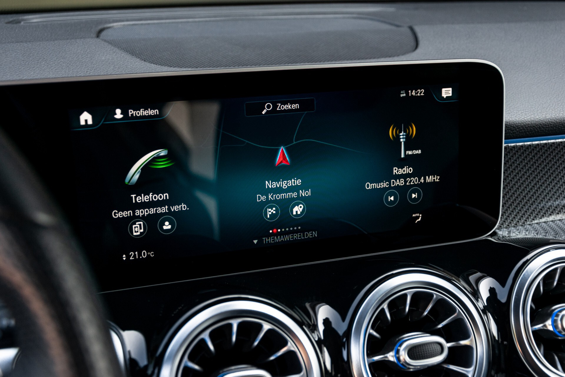 Mercedes-Benz GLB 250 4-M AMG Night/Distronic/Keyless/Mem/Geventileerde stoelen/Burmester/Pano Aut8 Foto 14