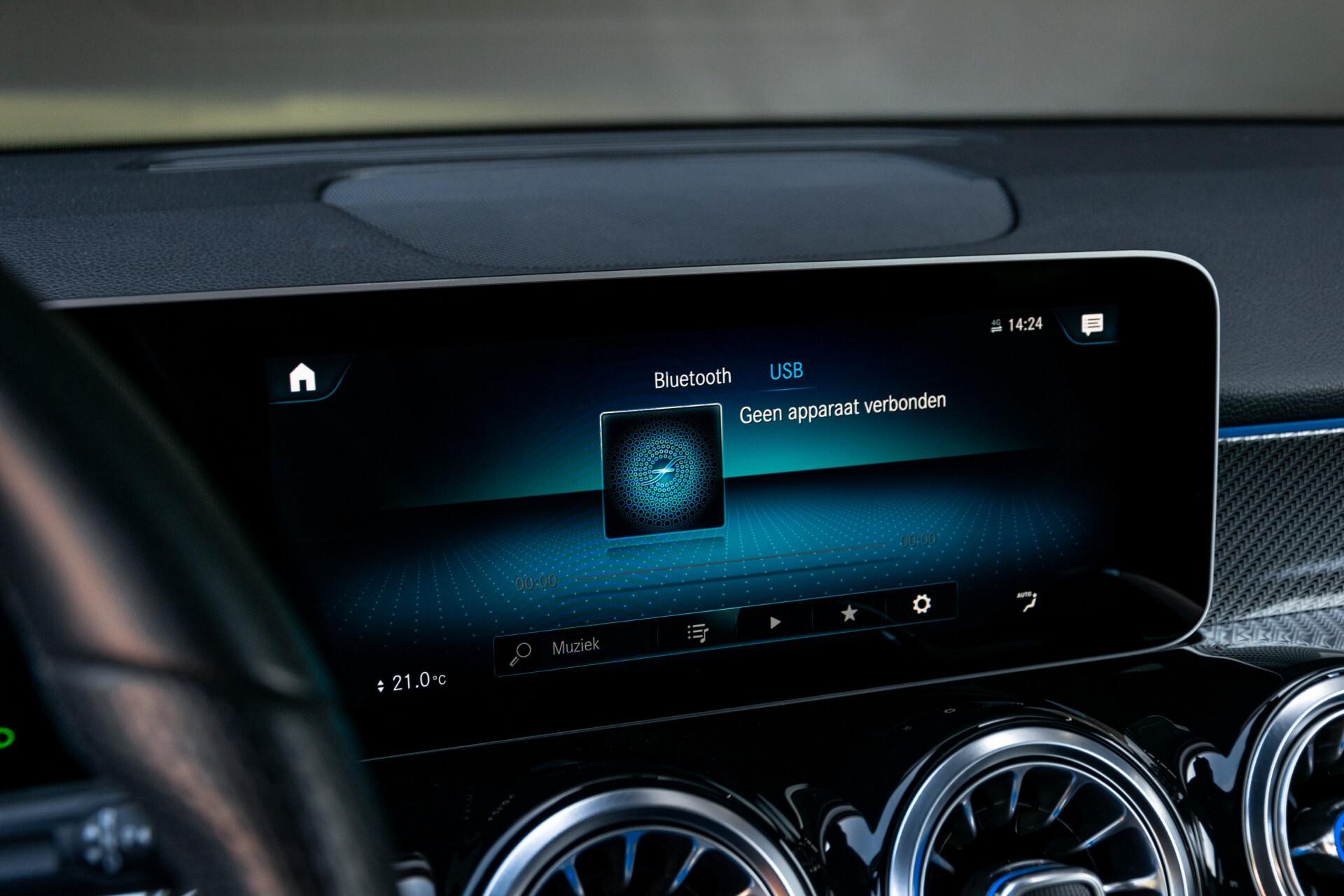 Mercedes-Benz GLB 250 4-M AMG Night/Distronic/Keyless/Mem/Geventileerde stoelen/Burmester/Pano Aut8 Foto 22