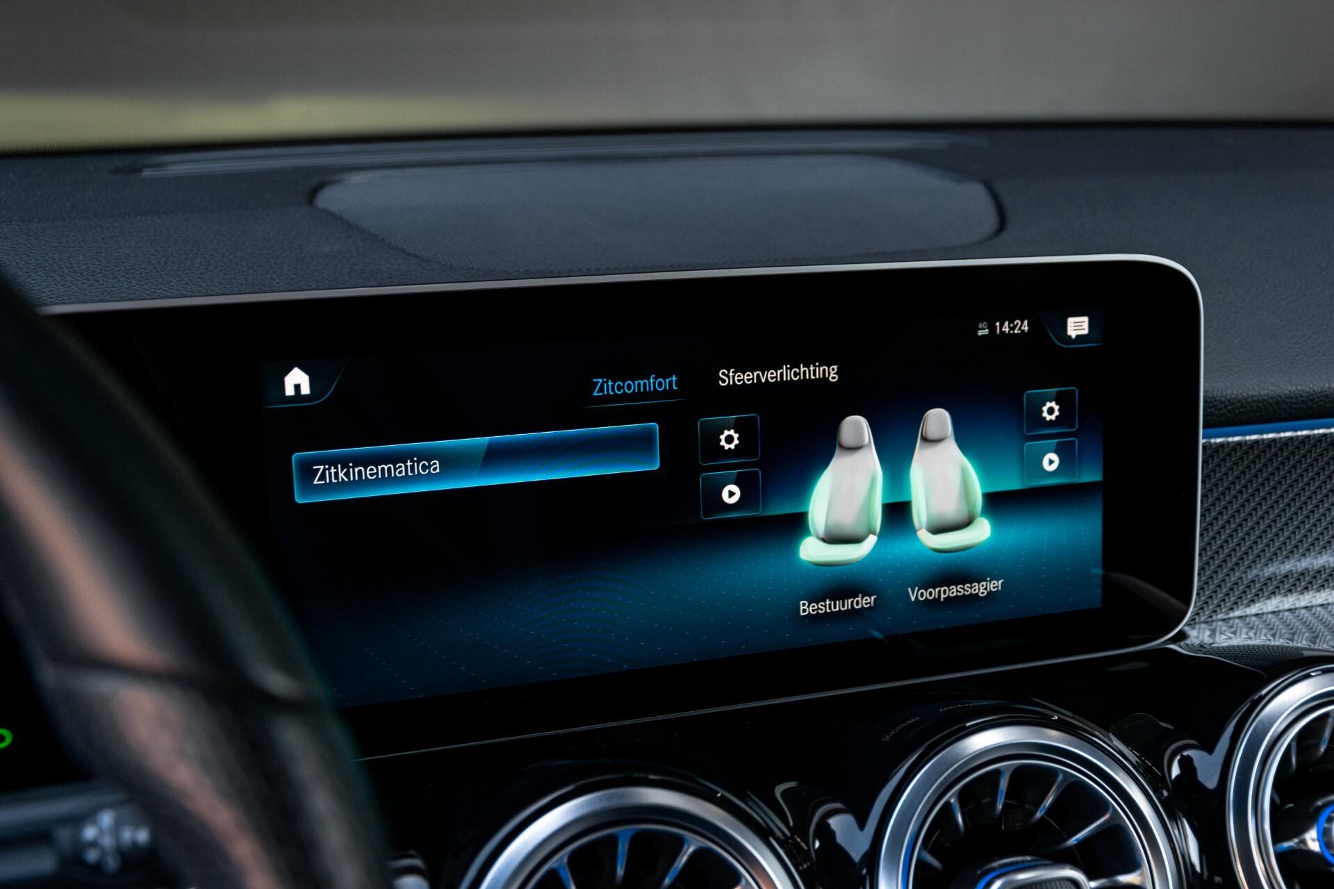 Mercedes-Benz GLB 250 4-M AMG Night/Distronic/Keyless/Mem/Geventileerde stoelen/Burmester/Pano Aut8 Foto 24