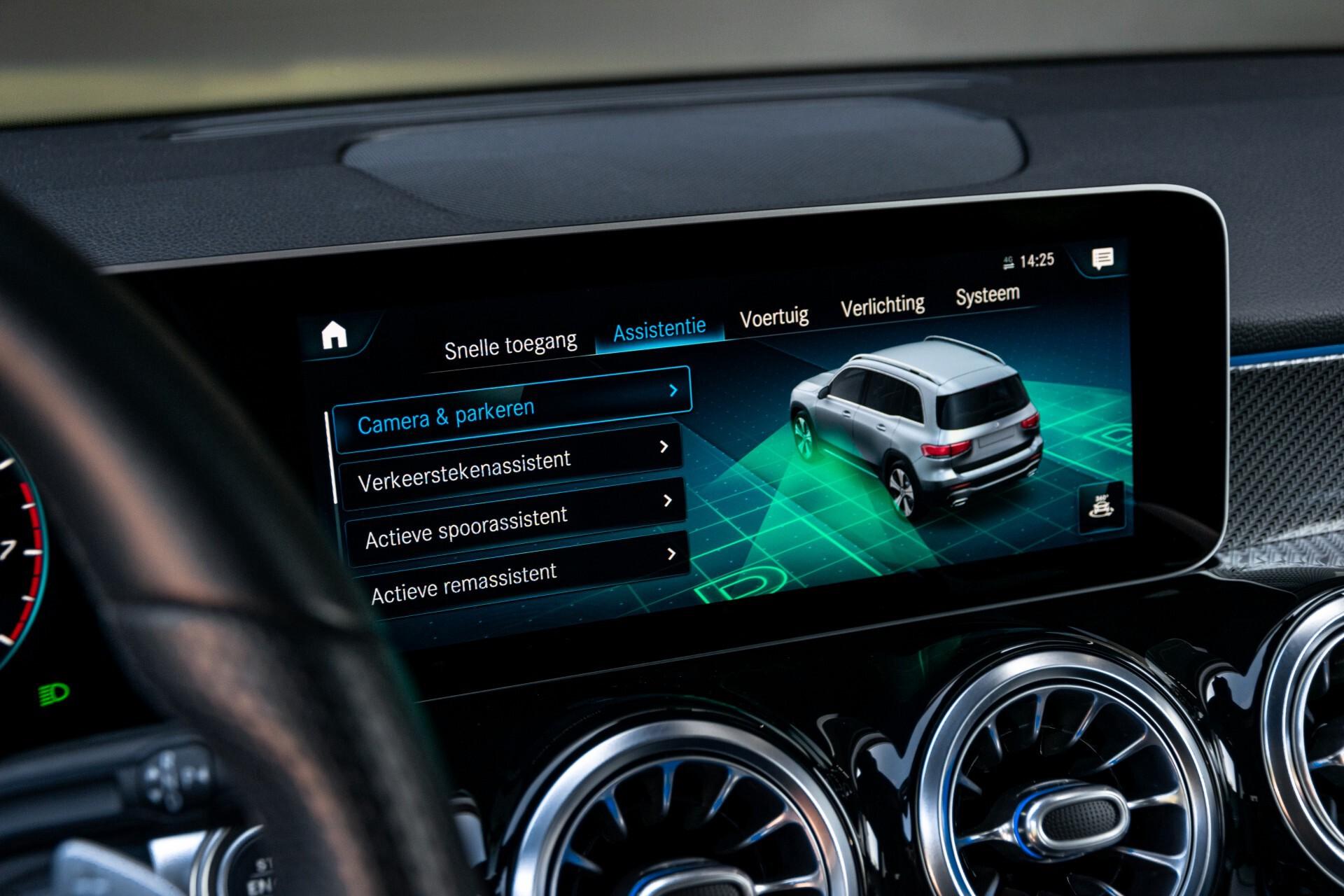 Mercedes-Benz GLB 250 4-M AMG Night/Distronic/Keyless/Mem/Geventileerde stoelen/Burmester/Pano Aut8 Foto 32