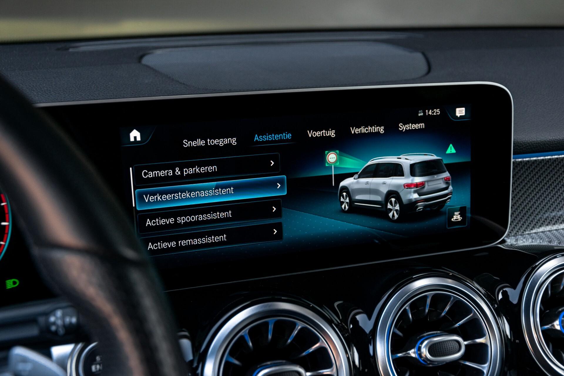 Mercedes-Benz GLB 250 4-M AMG Night/Distronic/Keyless/Mem/Geventileerde stoelen/Burmester/Pano Aut8 Foto 34