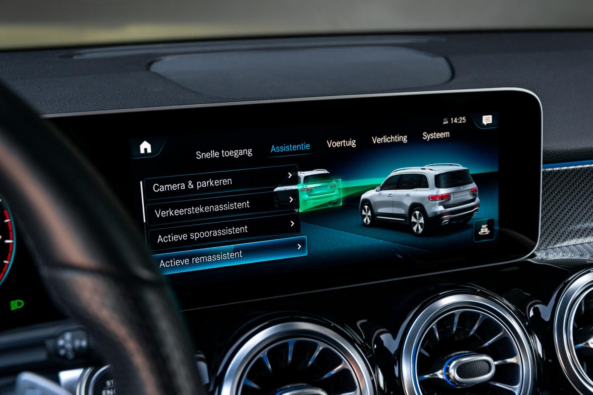 Mercedes-Benz GLB 250 4-M AMG Night/Distronic/Keyless/Mem/Geventileerde stoelen/Burmester/Pano Aut8 Foto 38