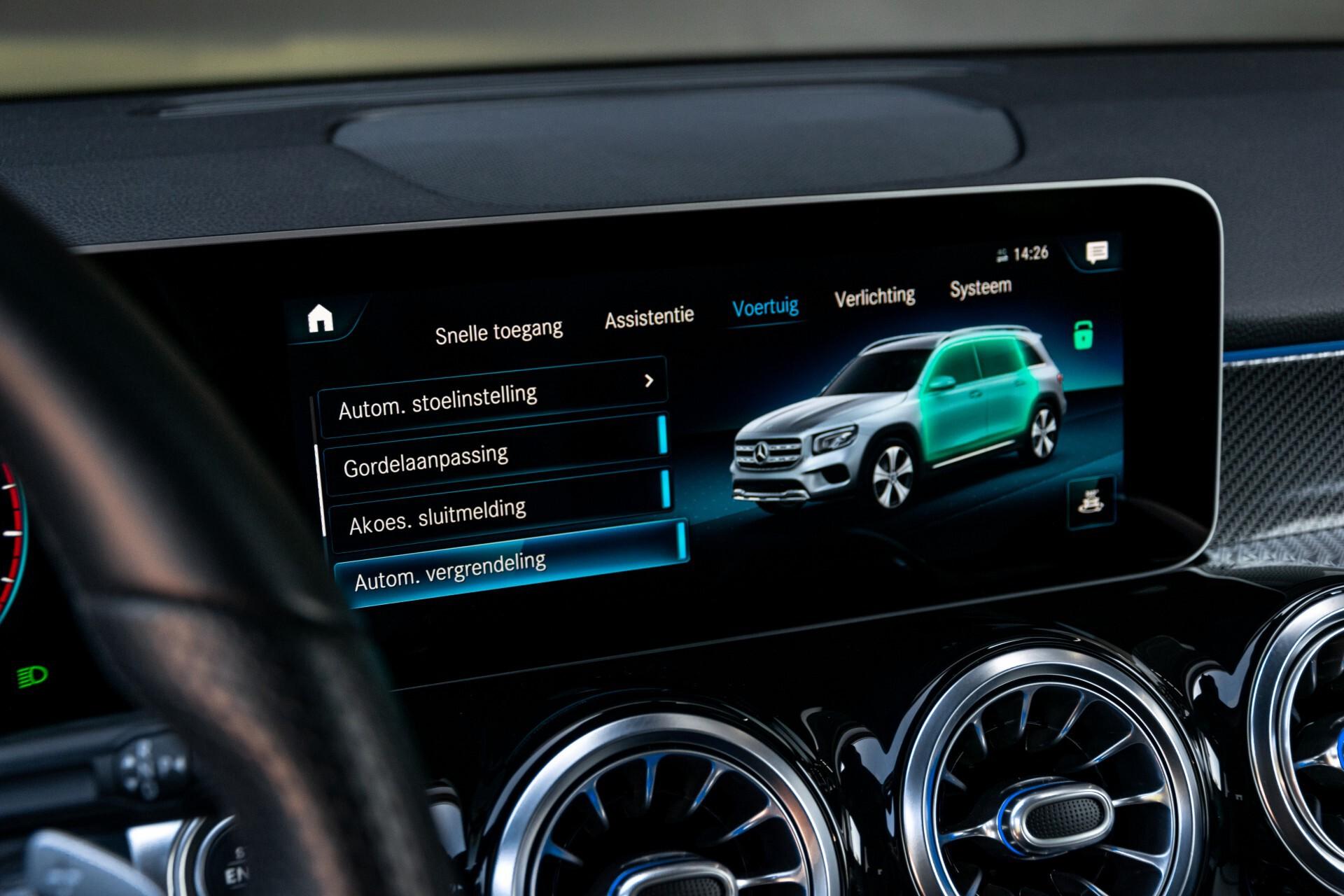 Mercedes-Benz GLB 250 4-M AMG Night/Distronic/Keyless/Mem/Geventileerde stoelen/Burmester/Pano Aut8 Foto 46