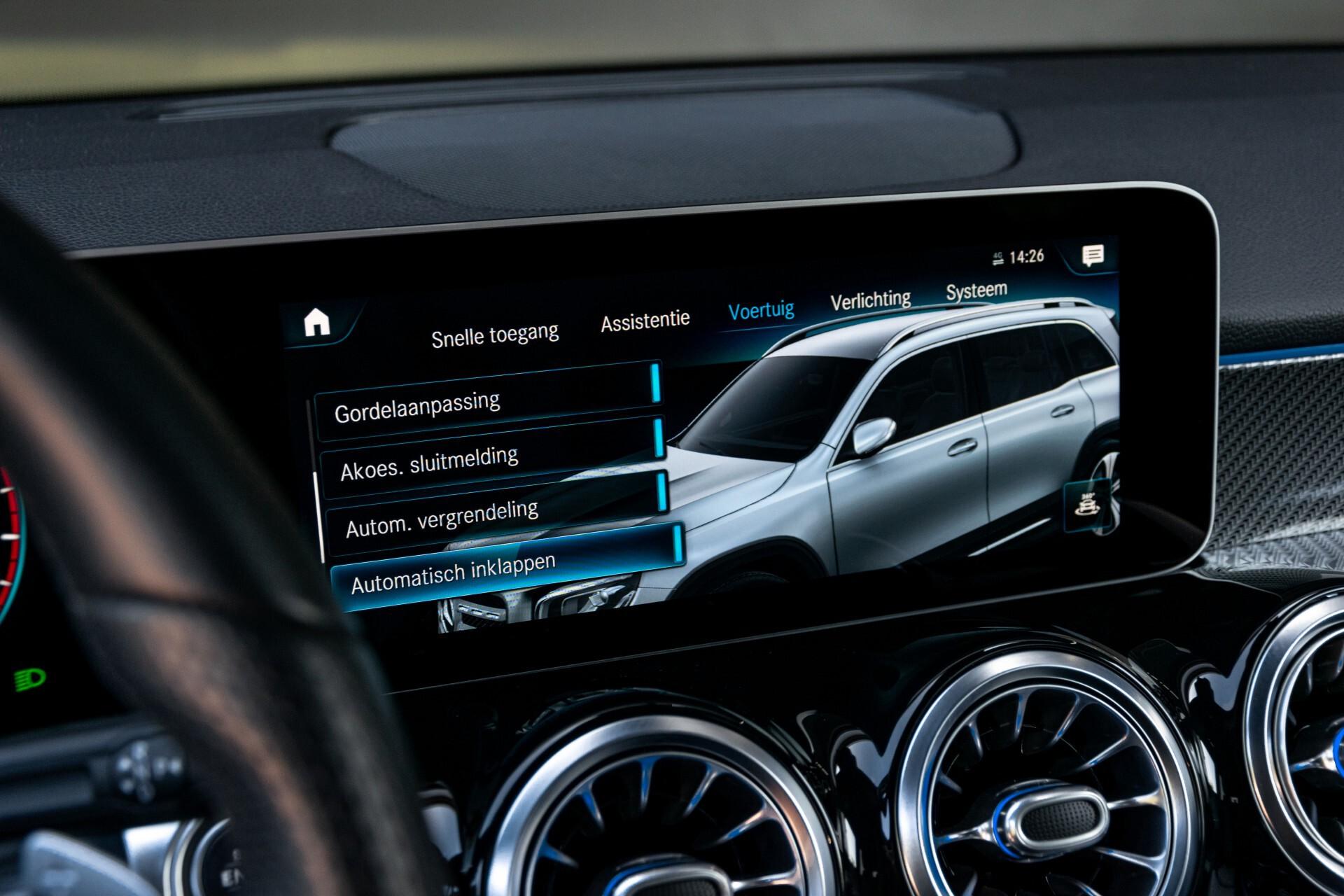 Mercedes-Benz GLB 250 4-M AMG Night/Distronic/Keyless/Mem/Geventileerde stoelen/Burmester/Pano Aut8 Foto 48
