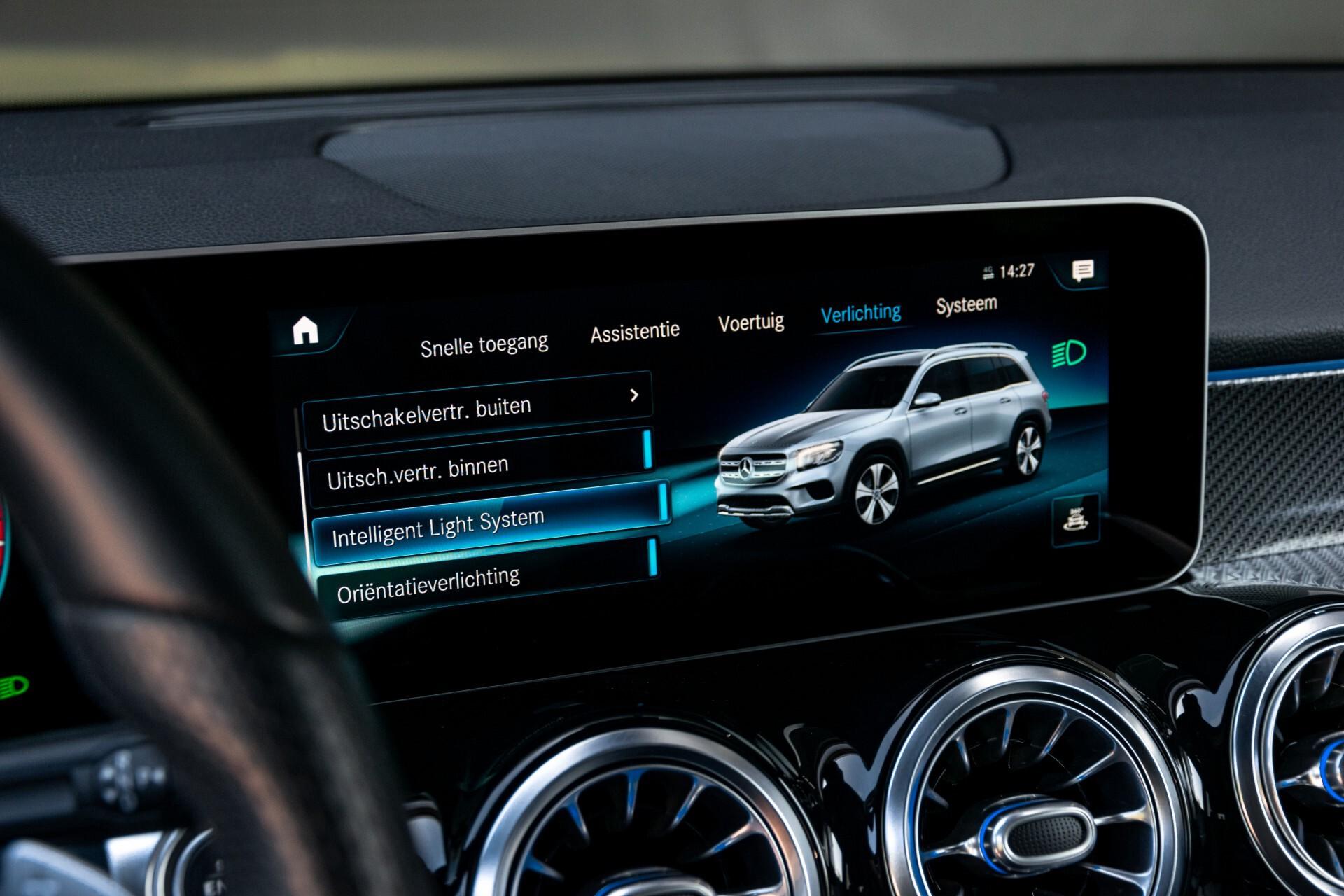 Mercedes-Benz GLB 250 4-M AMG Night/Distronic/Keyless/Mem/Geventileerde stoelen/Burmester/Pano Aut8 Foto 50