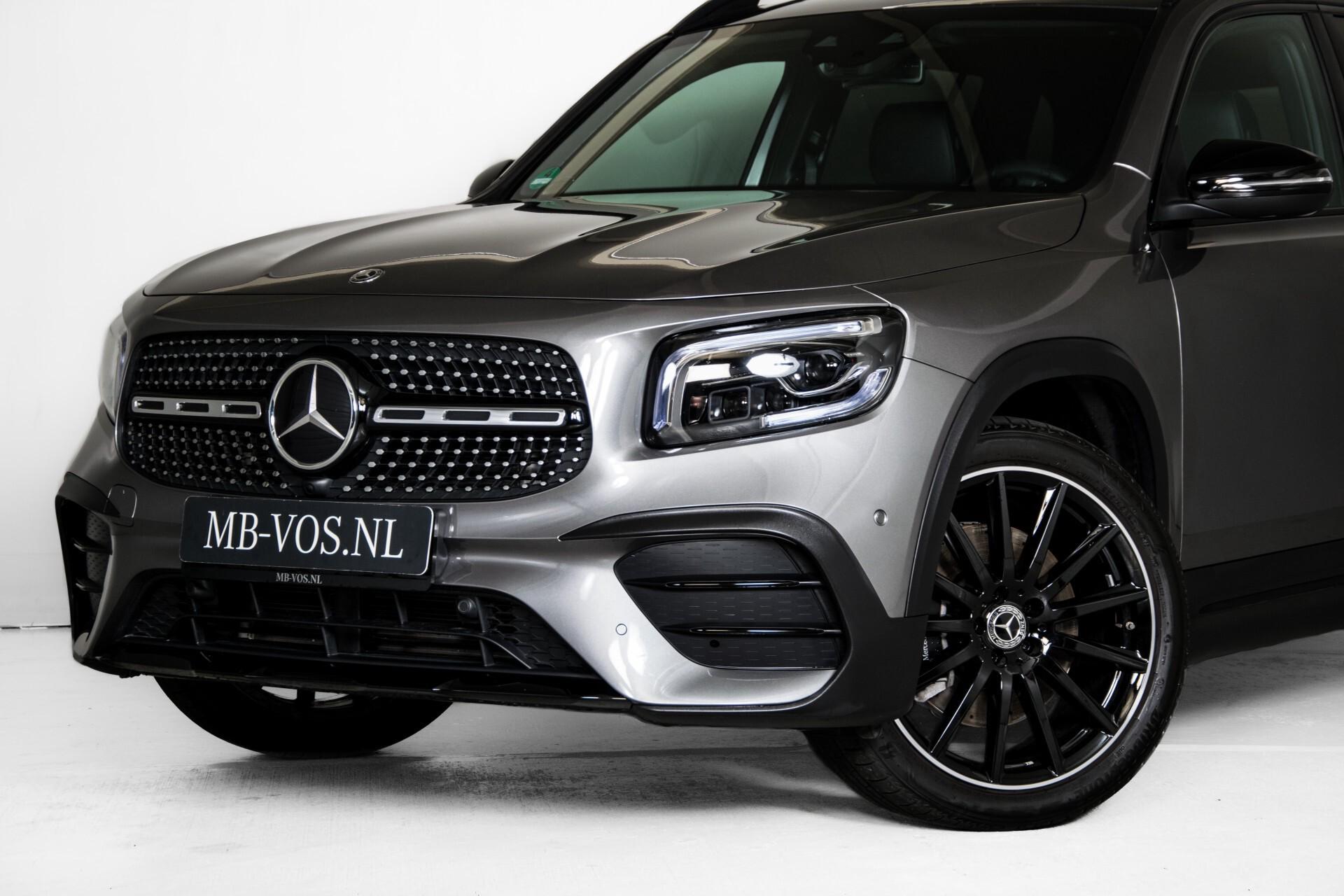 Mercedes-Benz GLB 250 4-M AMG Night/Distronic/Keyless/Mem/Geventileerde stoelen/Burmester/Pano Aut8 Foto 61