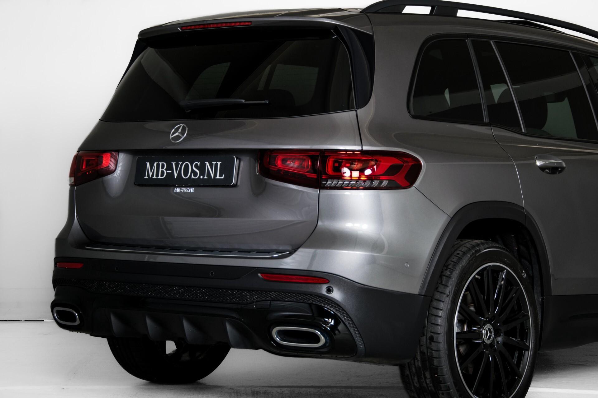 Mercedes-Benz GLB 250 4-M AMG Night/Distronic/Keyless/Mem/Geventileerde stoelen/Burmester/Pano Aut8 Foto 62