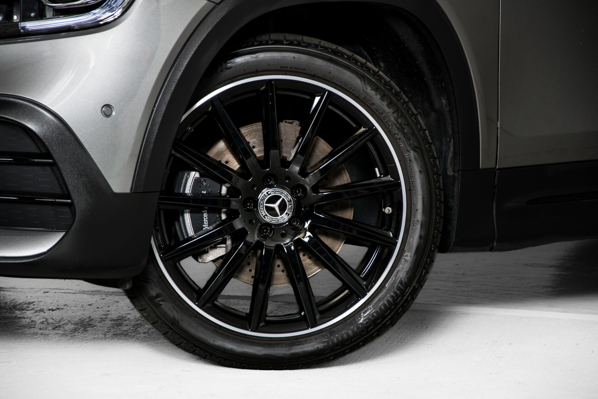 Mercedes-Benz GLB 250 4-M AMG Night/Distronic/Keyless/Mem/Geventileerde stoelen/Burmester/Pano Aut8 Foto 63