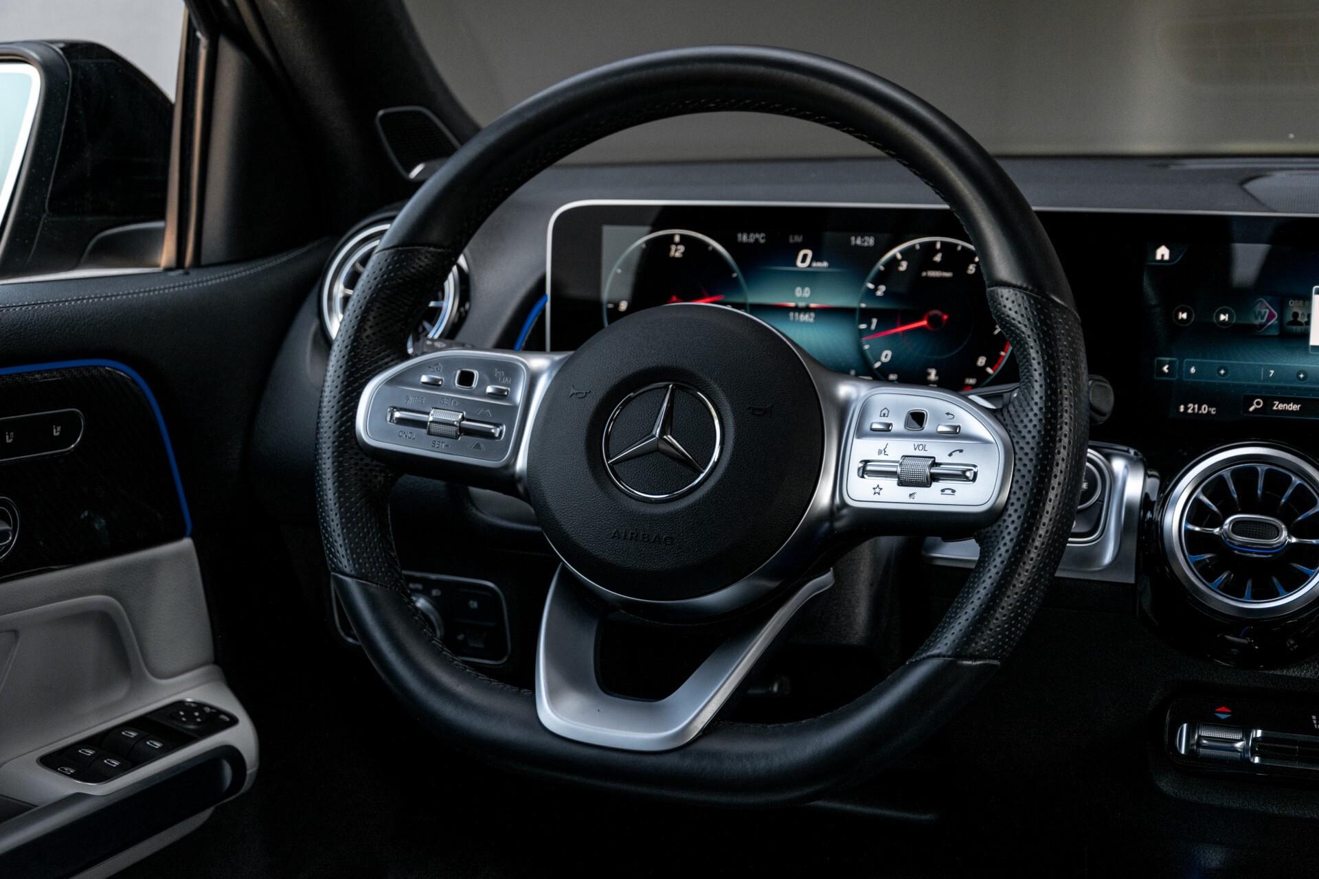 Mercedes-Benz GLB 250 4-M AMG Night/Distronic/Keyless/Mem/Geventileerde stoelen/Burmester/Pano Aut8 Foto 7